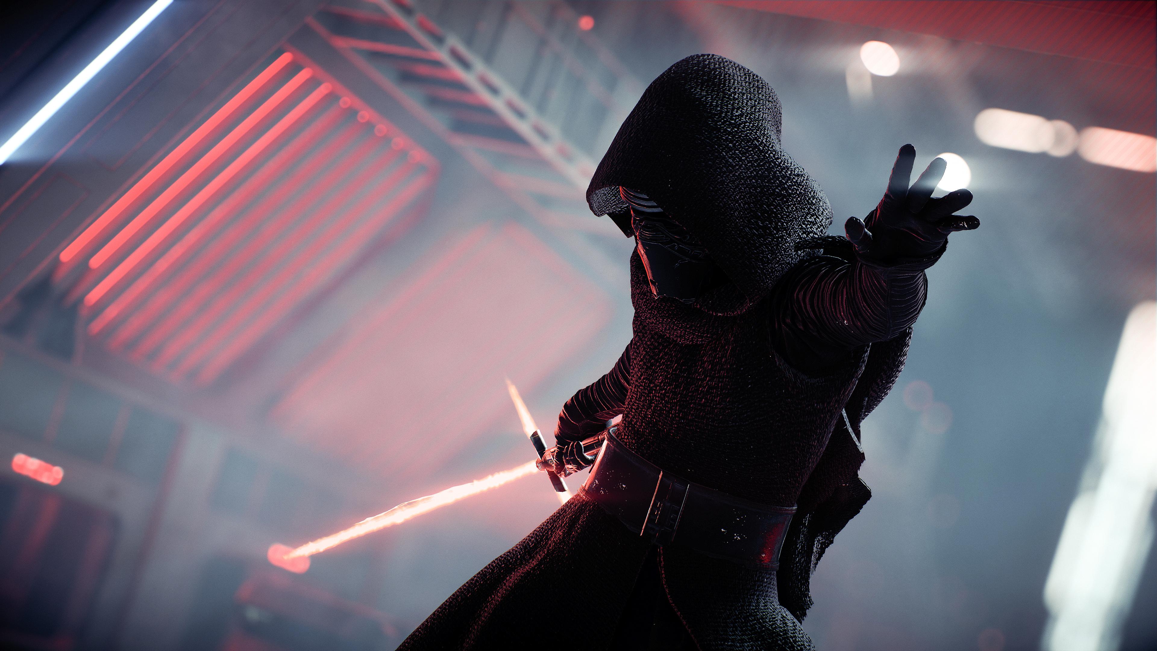 Darth Vader Star Wars Battlefront 4k Hd Games 4k
