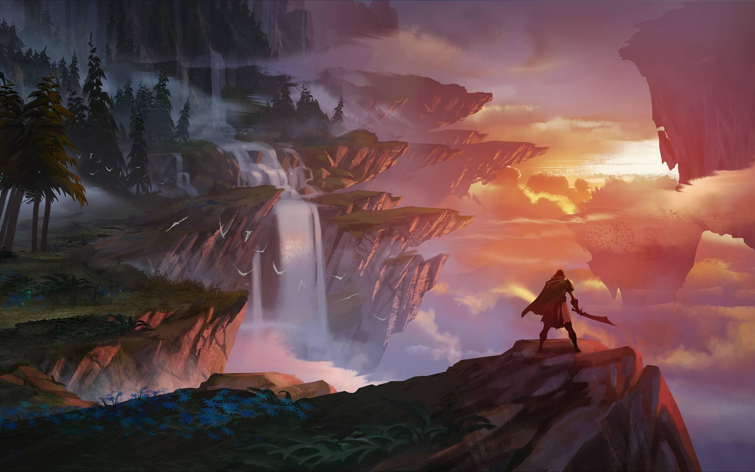 Dauntless Phoenix Labs Video Game, HD Games, 4k Wallpapers ...
