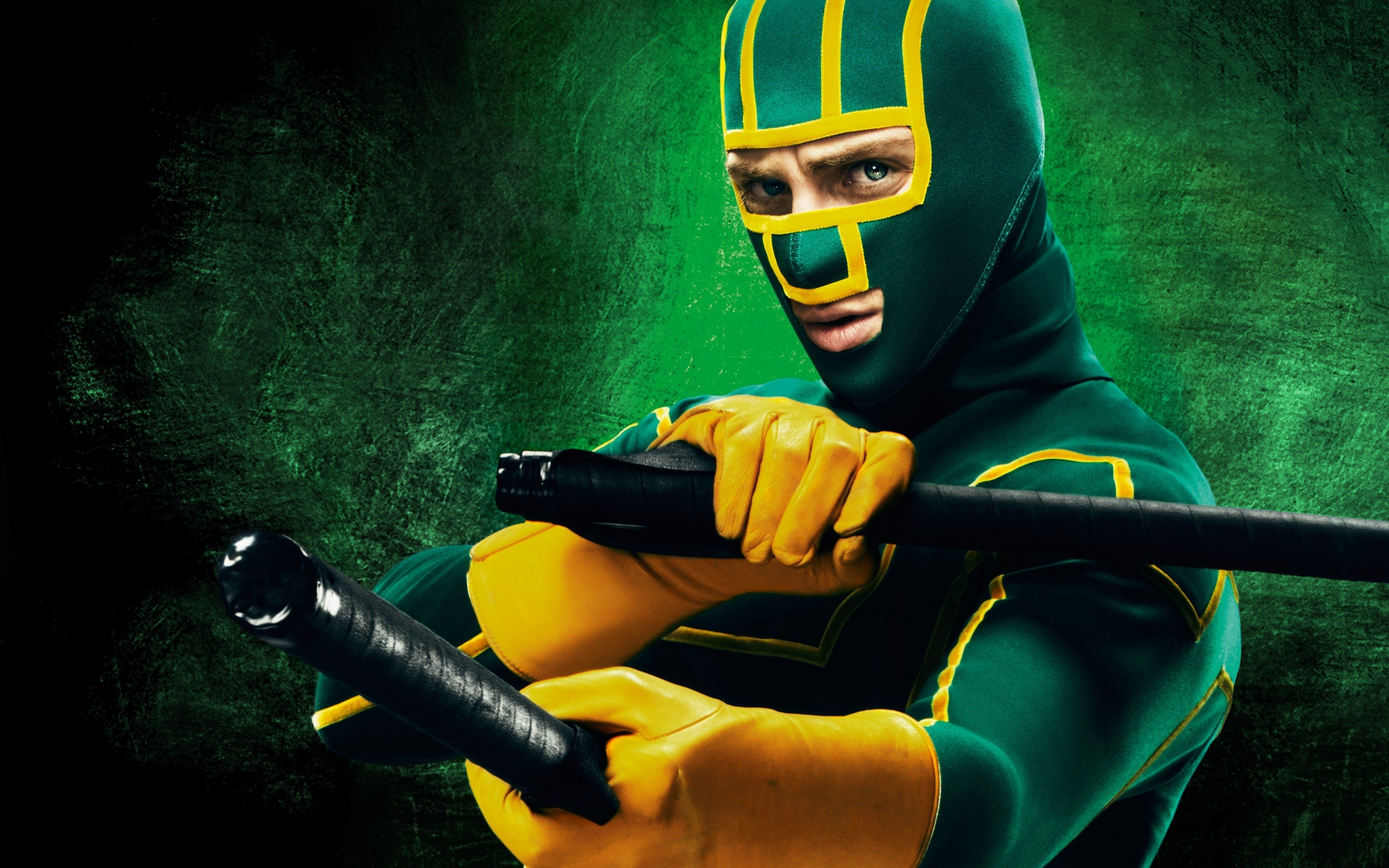 Love Wallpaper Kickass : Dave Lizewski Kick Ass 2 Movie, HD Movies, 4k Wallpapers ...