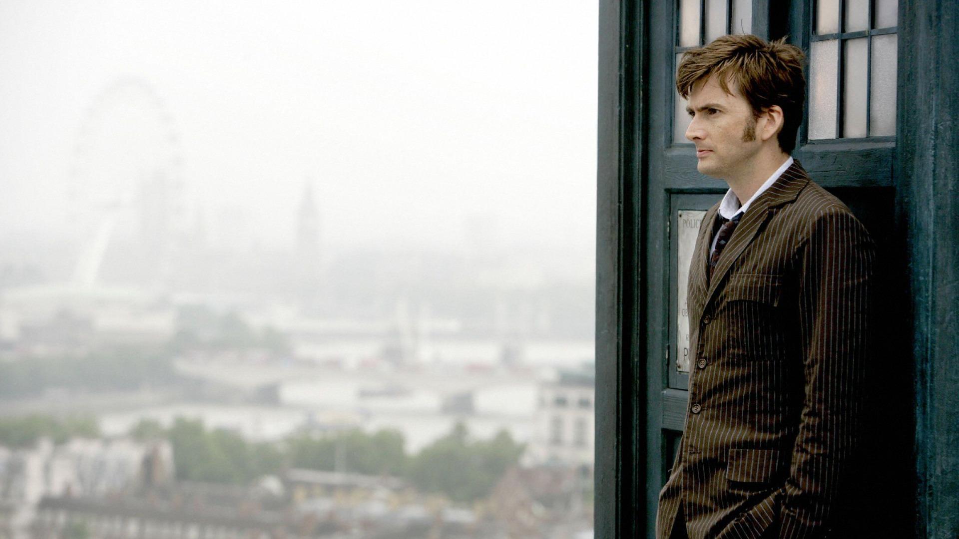 Doctor Who Wallpaper David Tennant Quote David Tennant I...