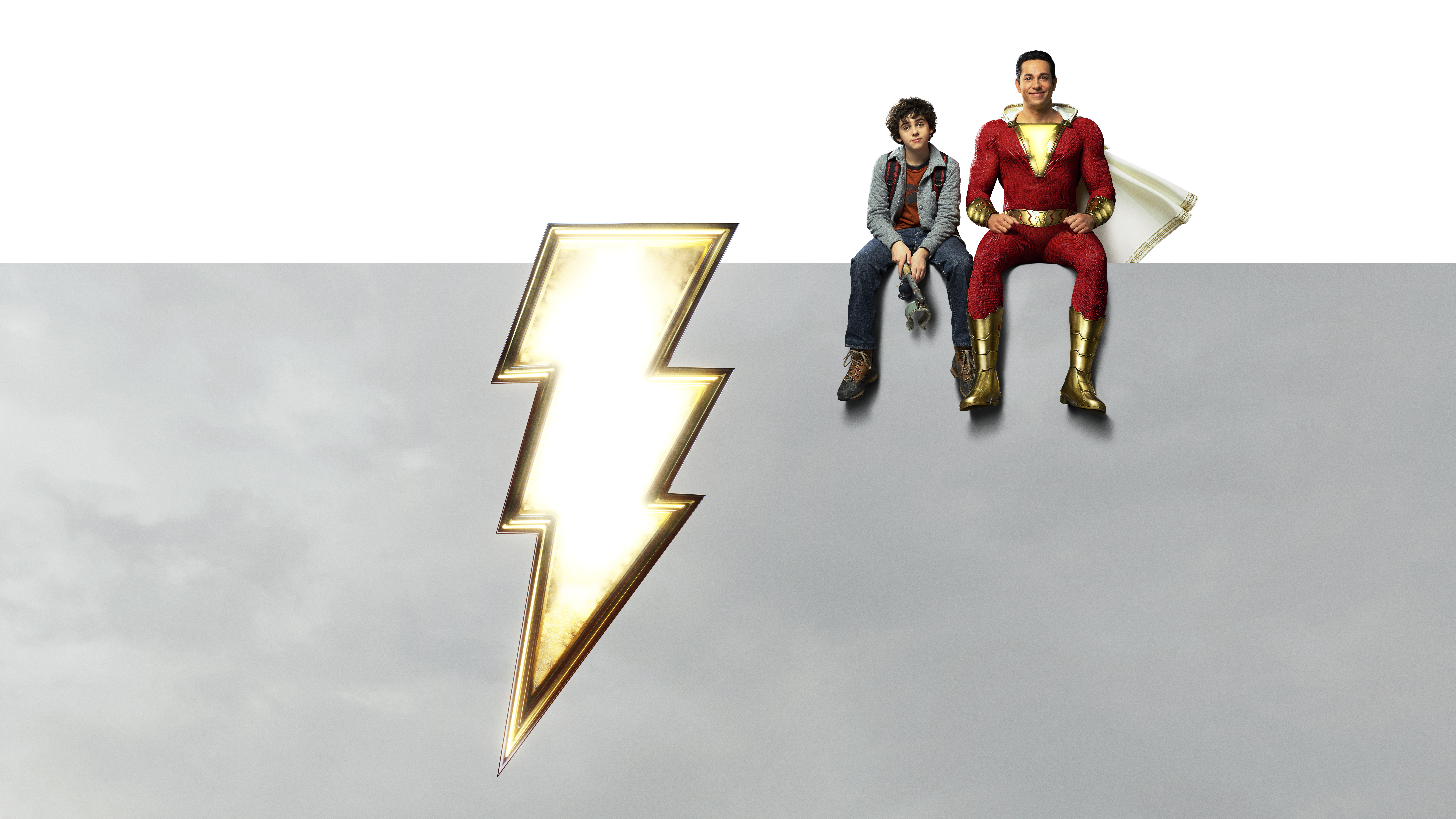 Movie Poster 2019: Dc Shazam 2019 Movie, HD Movies, 4k Wallpapers, Images