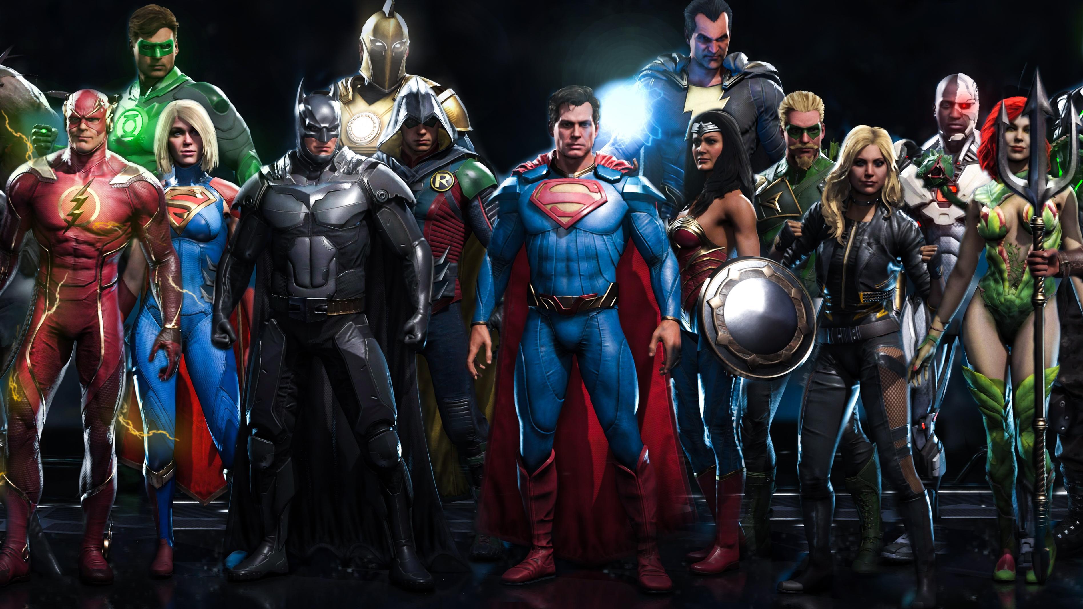 DC Superheroes, HD Superheroes, 4k Wallpapers, Images ...