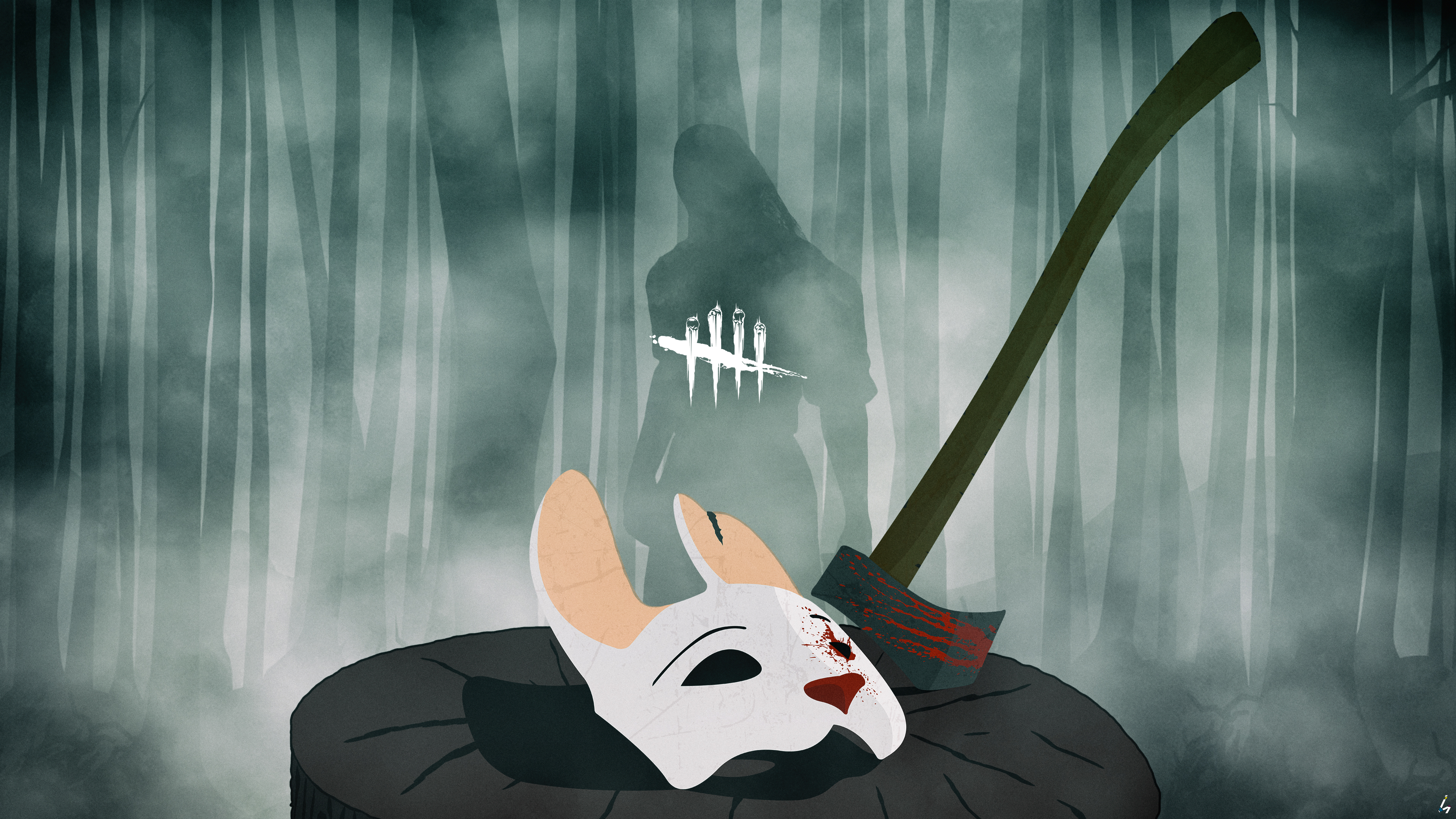 Dead By Daylight Cool Fan Art