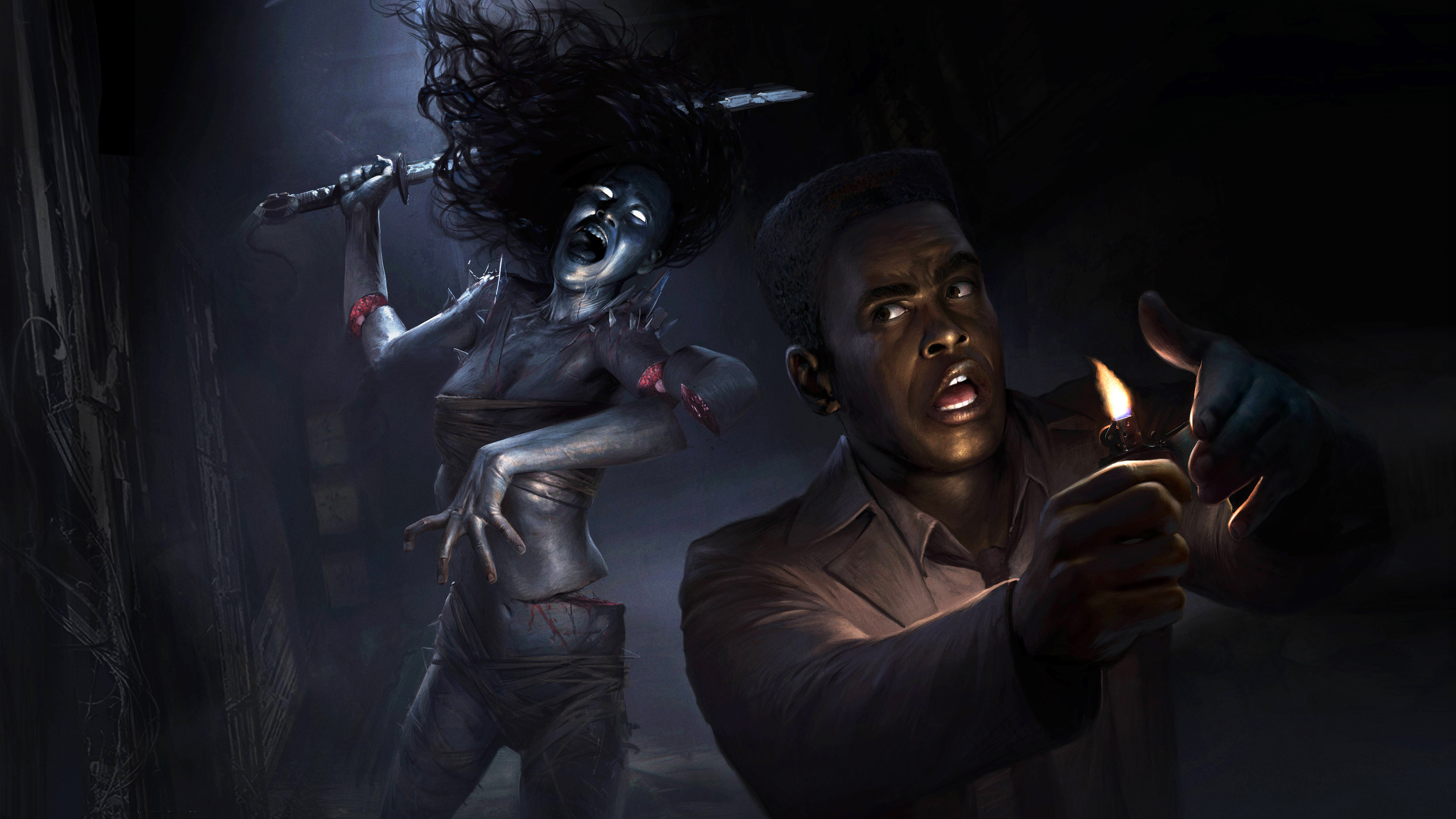 2560x1080 Dead By Daylight Shattered Bloodline 2560x1080 ...