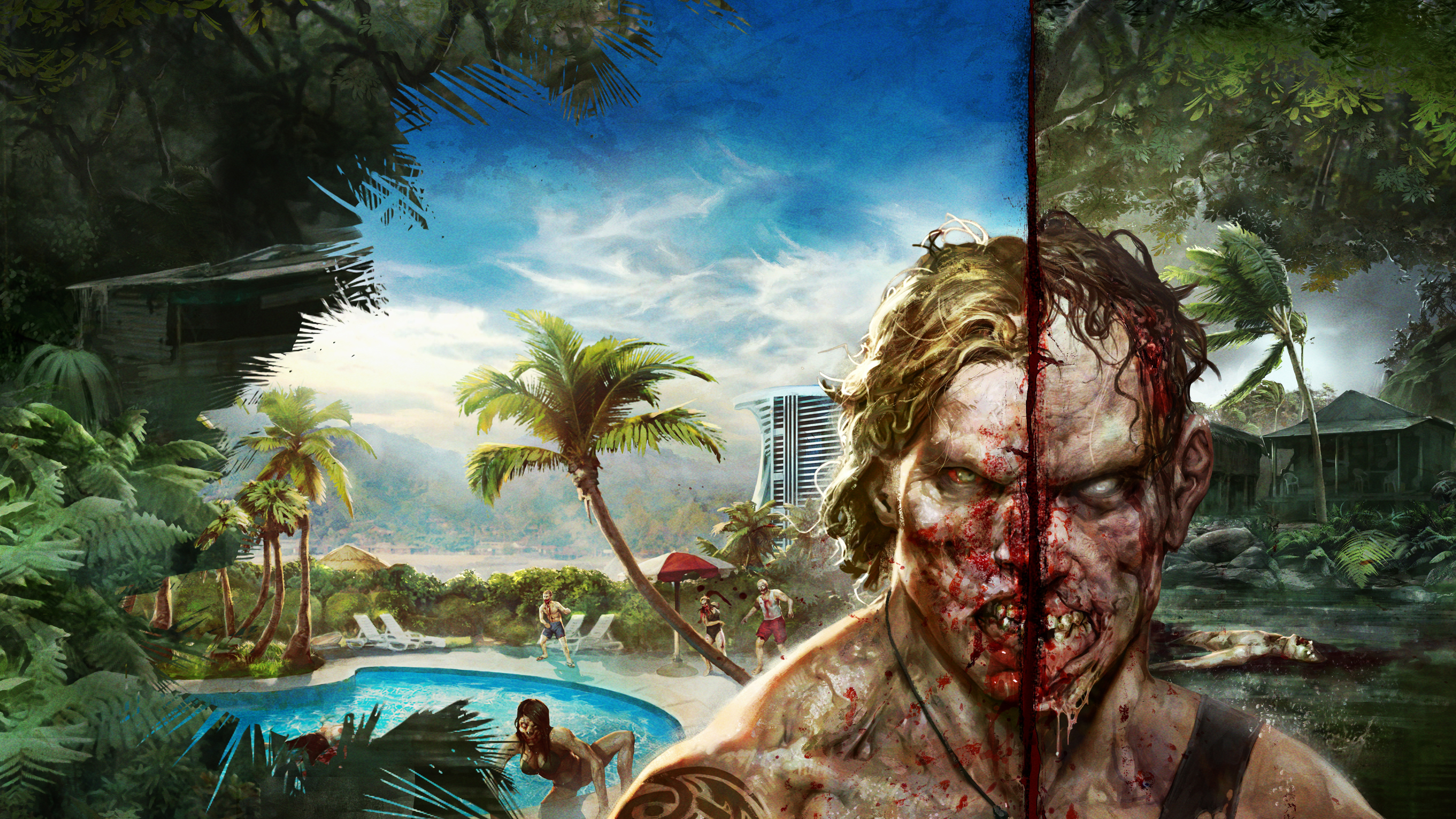 Dead Island HD Games 4k Wallpapers Images Backgrounds Photos