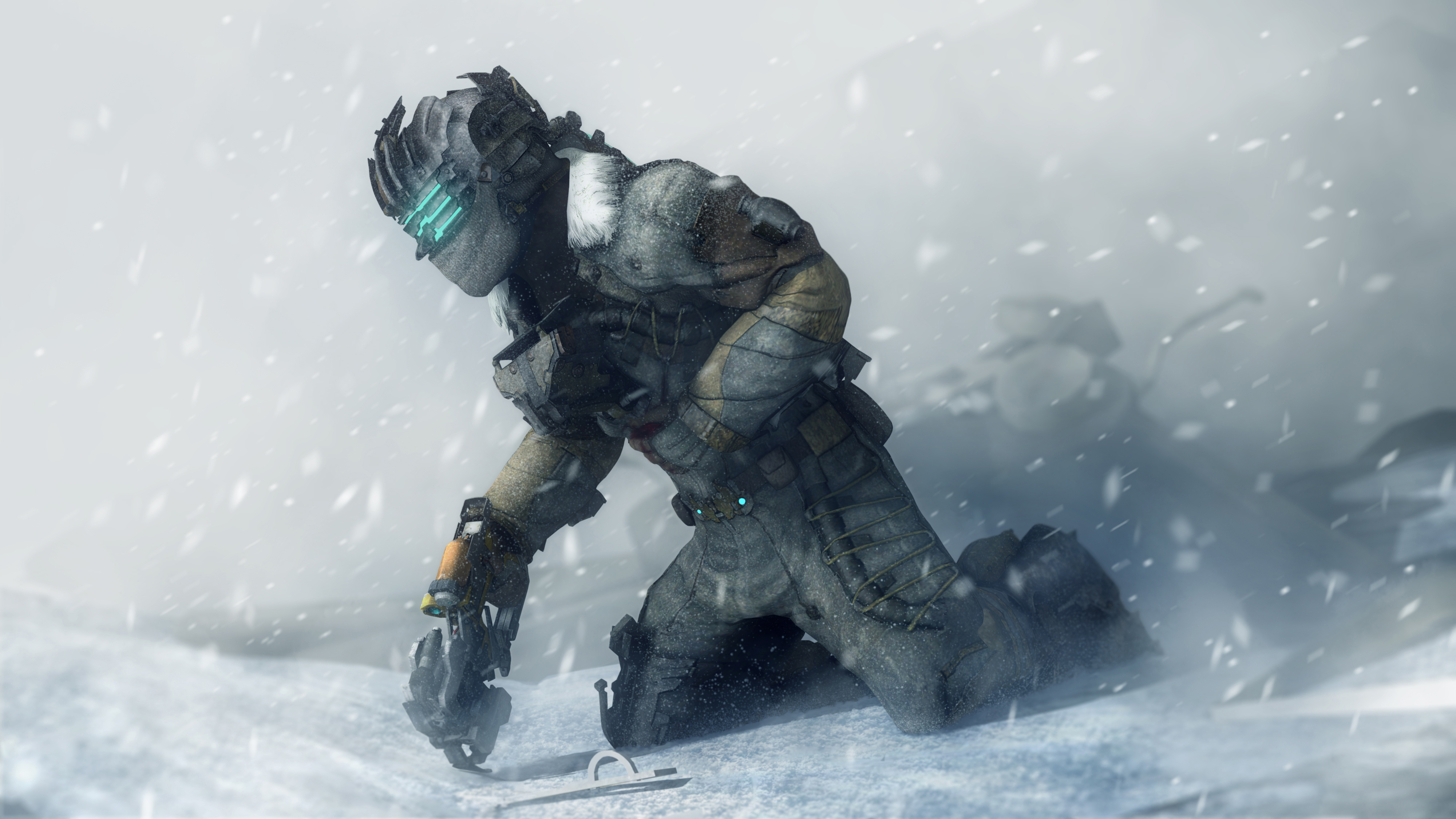 dead space 3, hd games, 4k wallpapers, images, backgrounds, photos