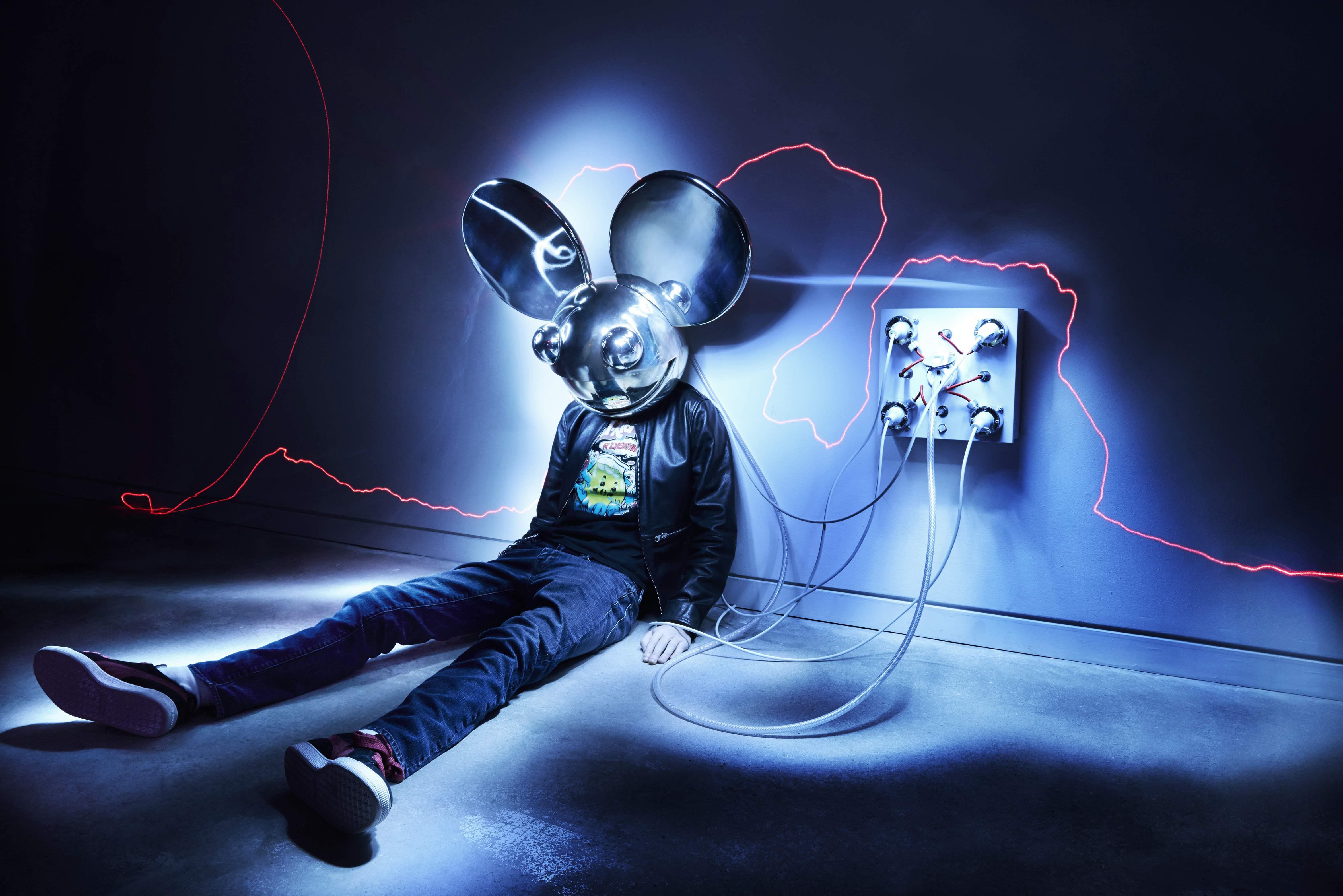 Deadmau5 Dj Hd Music 4k Wallpapers Images Backgrounds Photos