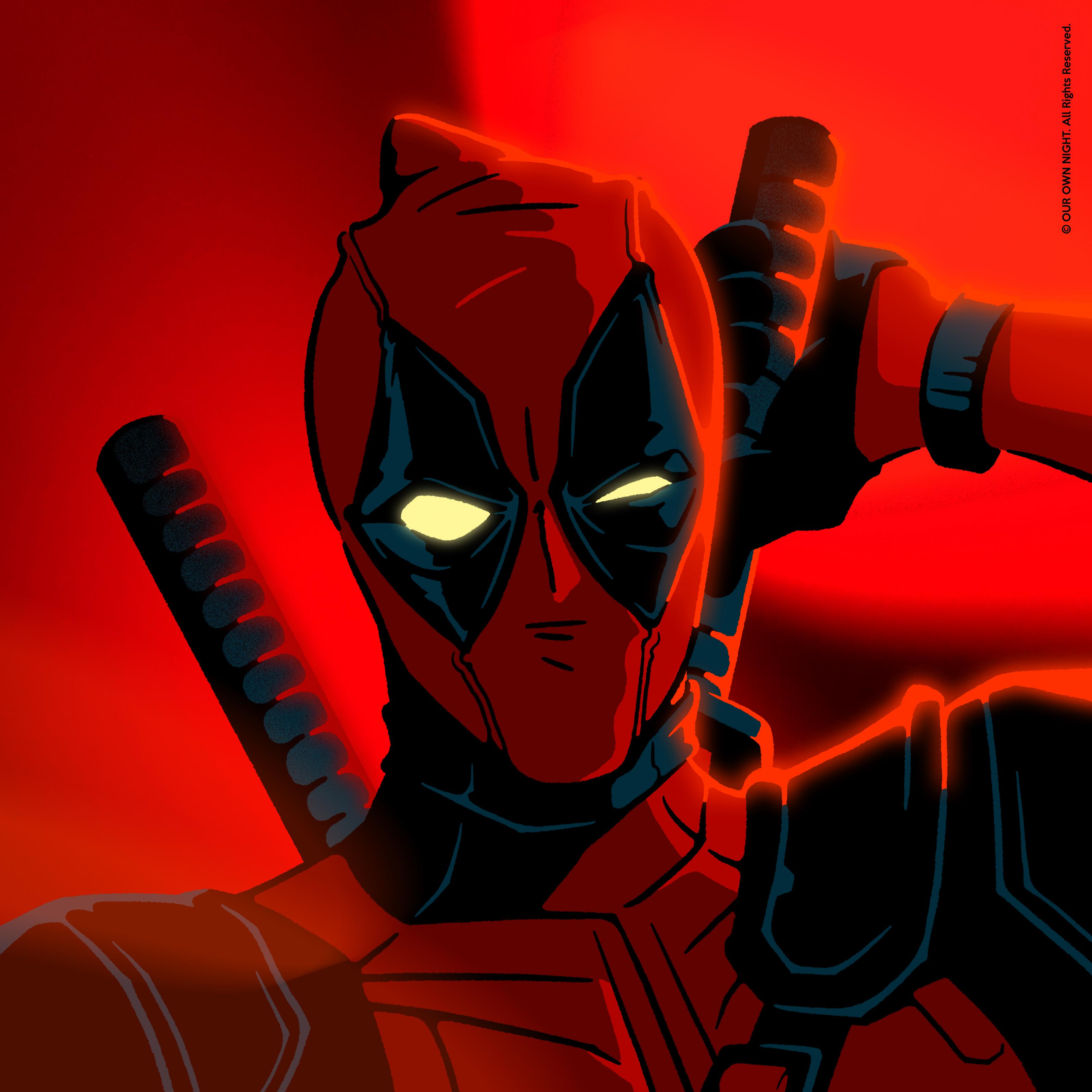 Deadpool 2 2018 Artwork, HD Superheroes, 4k Wallpapers ...