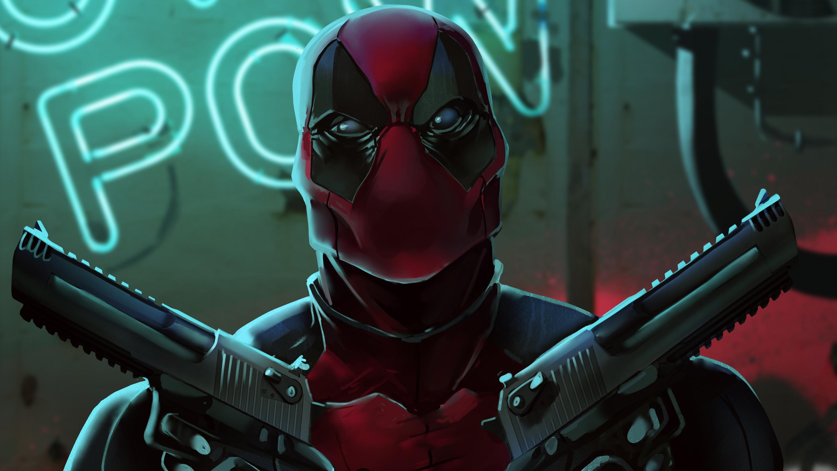 2048x2048 Deadpool 2 Movie Poster 4k Ipad Air Hd 4k: 2048x2048 Deadpool 2 Digital Art Ipad Air HD 4k Wallpapers