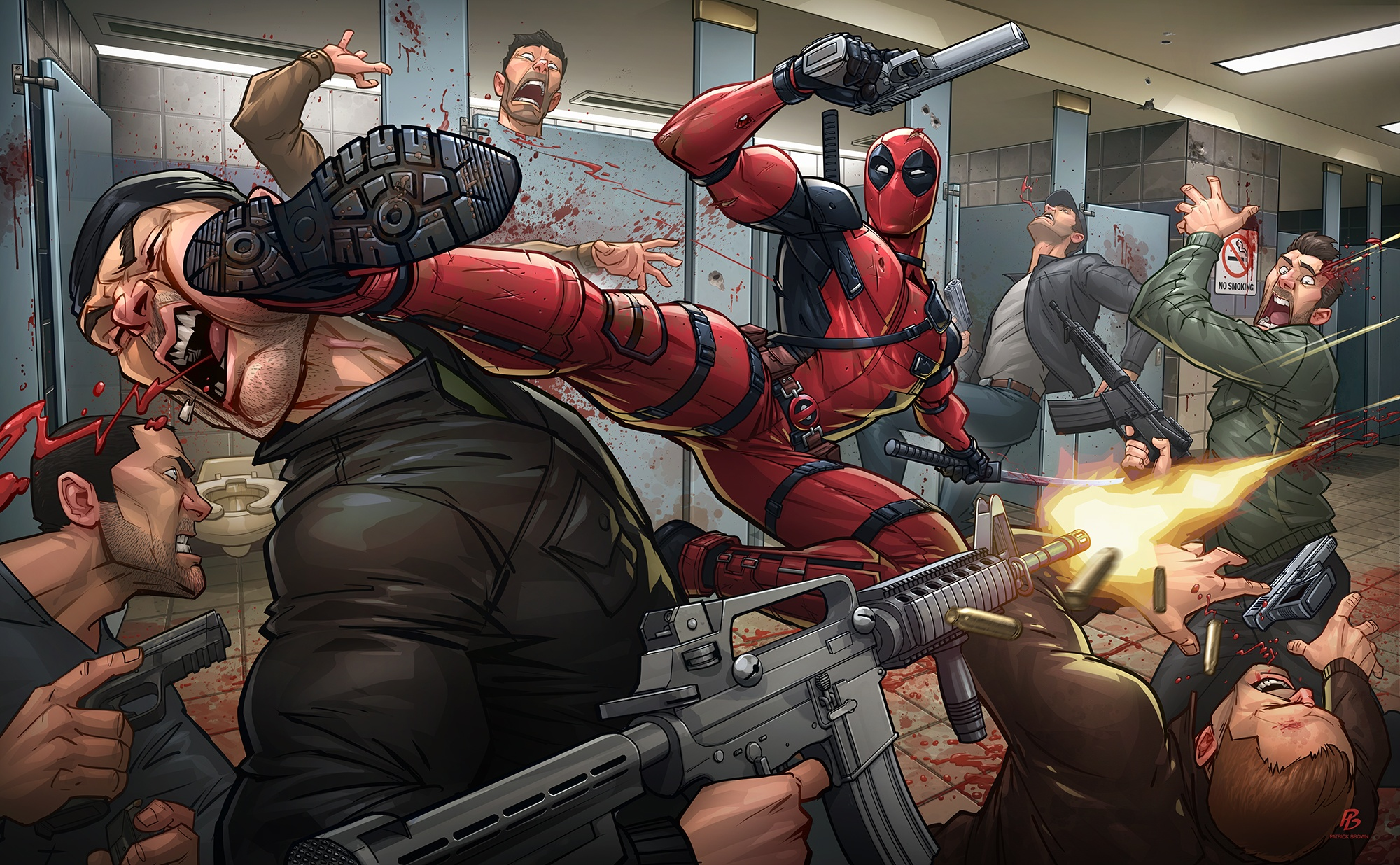 Deadpool 2 Fanart, HD Movies, 4k Wallpapers, Images ...
