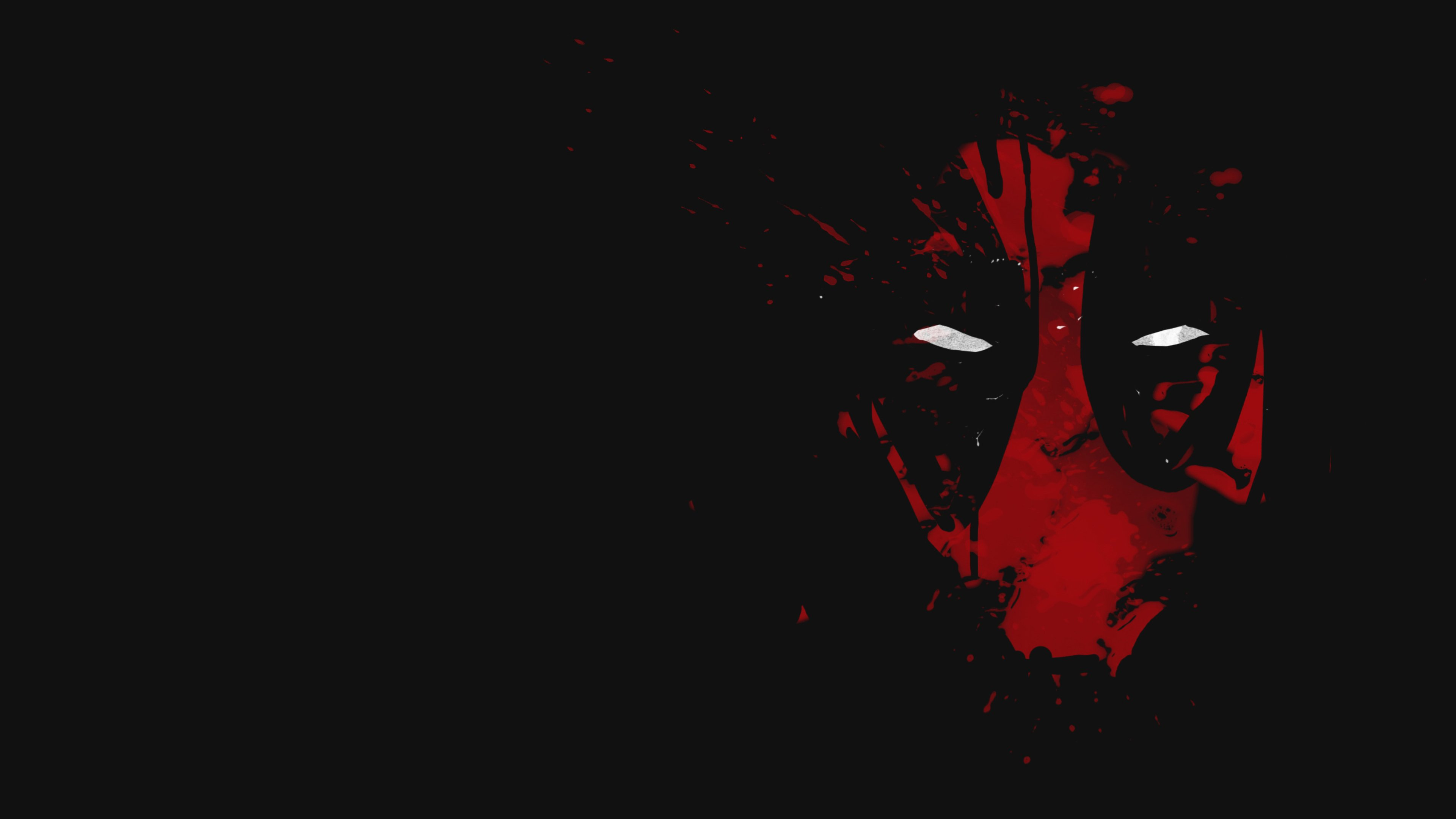 Deadpool Abstract 4k HD Superheroes Wallpapers Images