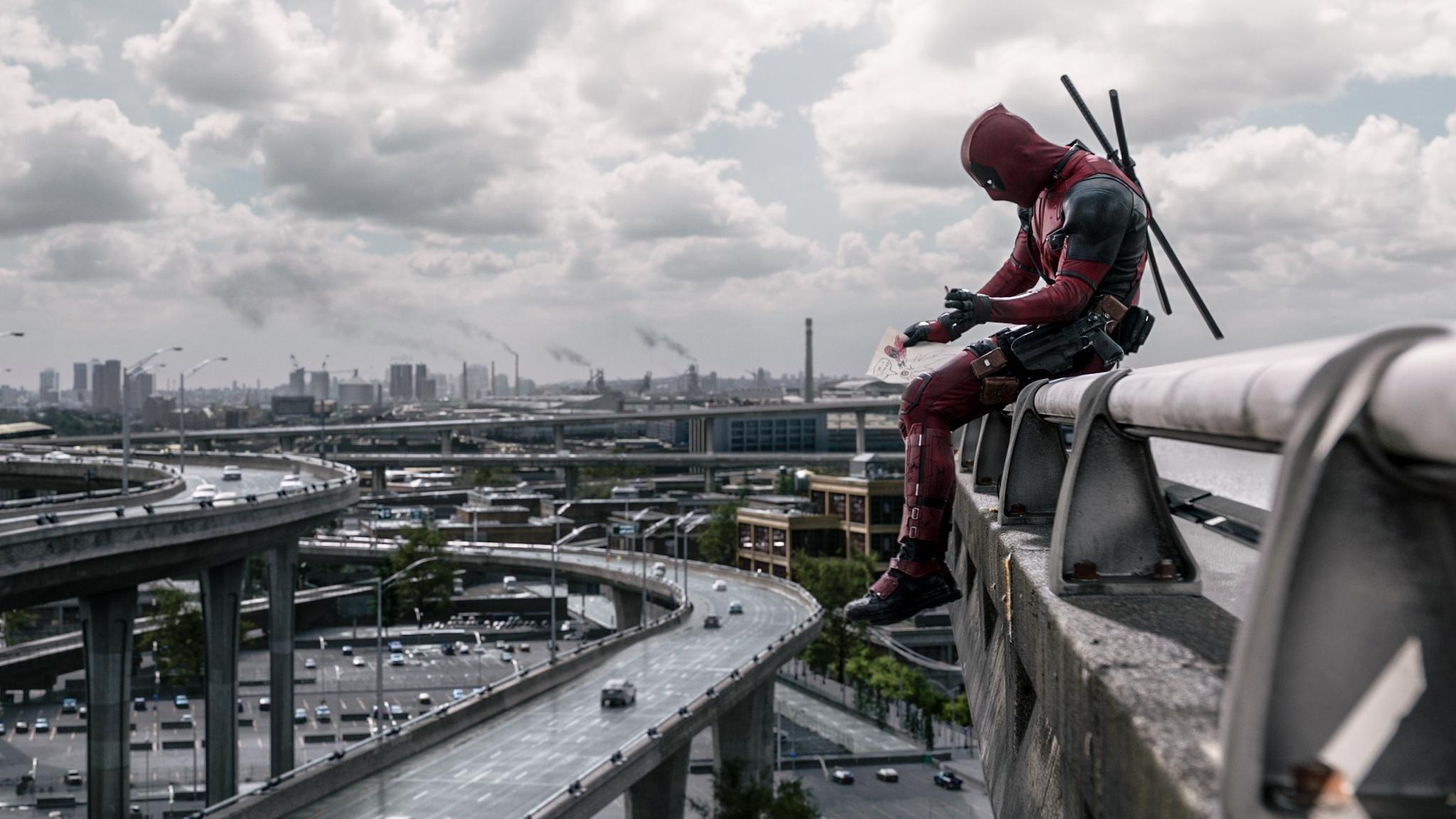 Most Inspiring Wallpaper Movie Deadpool - deadpool-drawing-art-image  HD_40483.jpg