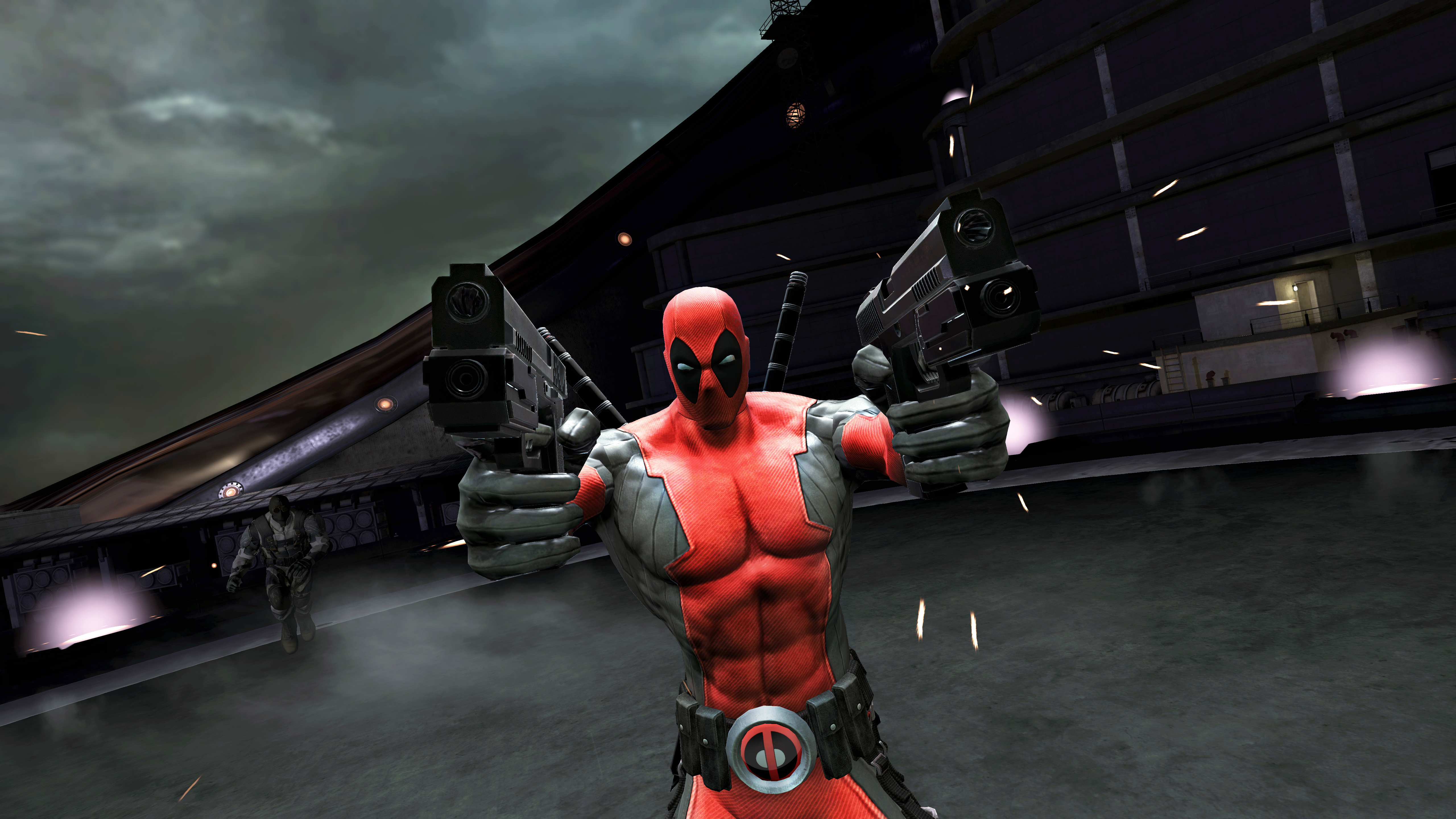 Deadpool Game 5k Hd Games 4k Wallpapers Images Backgrounds