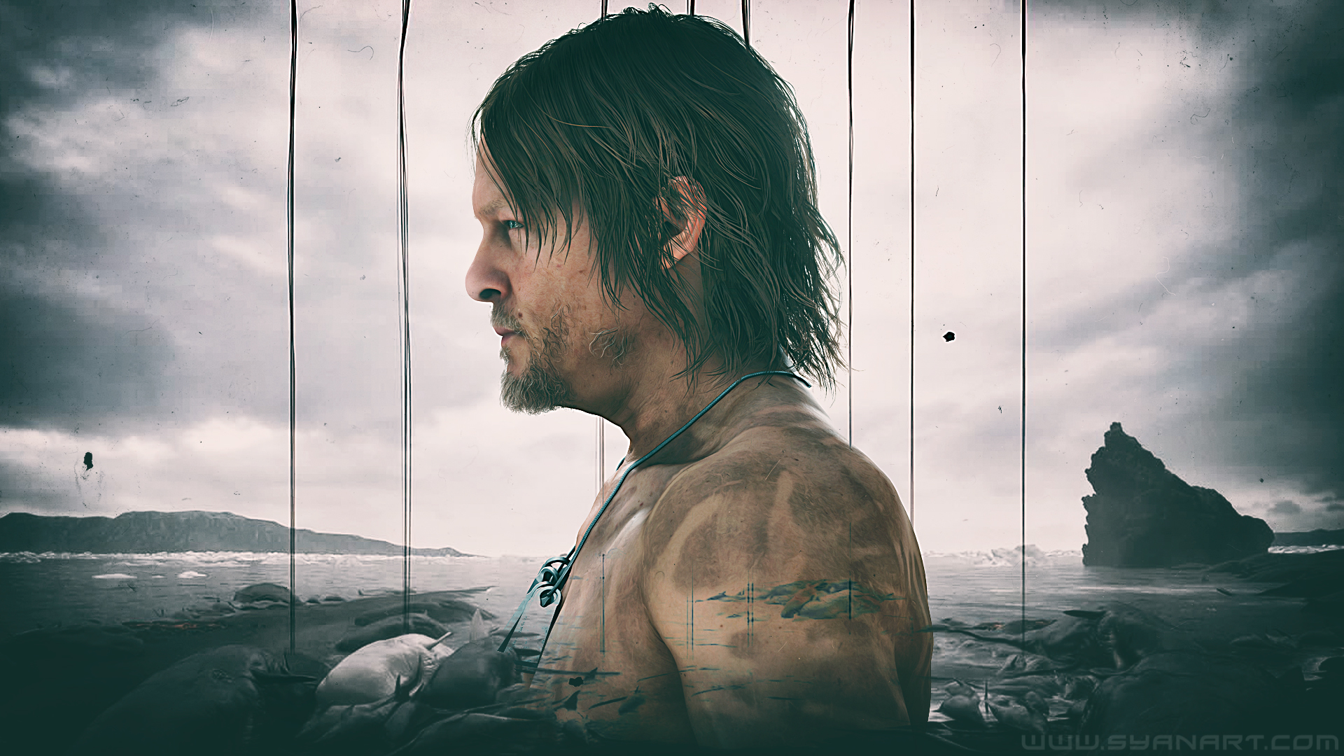 Death Stranding 1080p, HD Games, 4k Wallpapers, Images ...