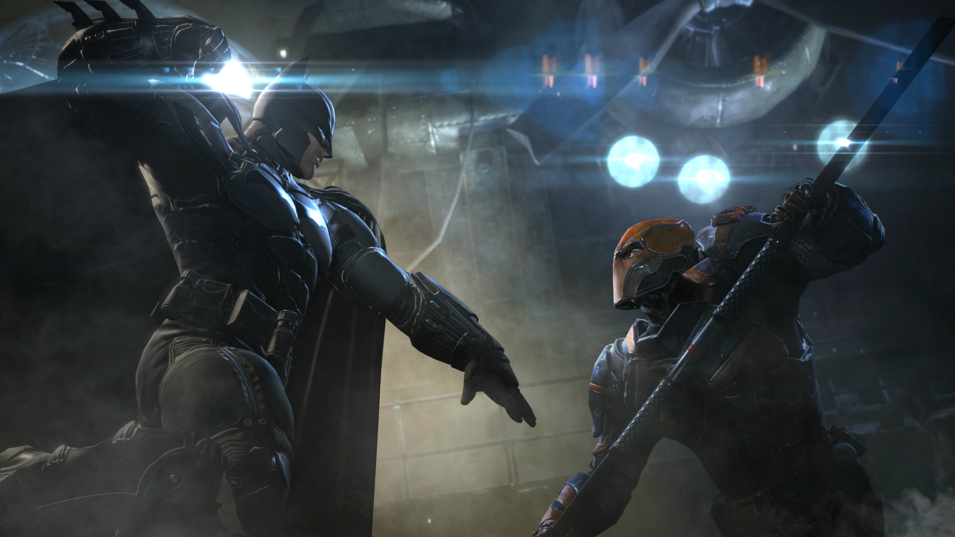 Deathstroke Vs Batman HD Games 4k Wallpapers Images Backgrounds