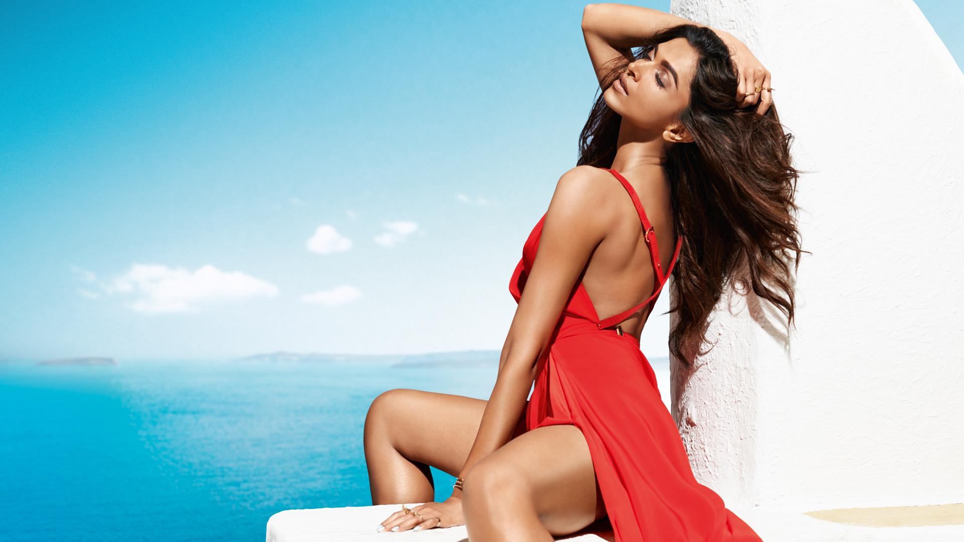 Deepika Padukone Vogue 2016: Deepika Padukone Vogue 2016, HD Indian Celebrities, 4k