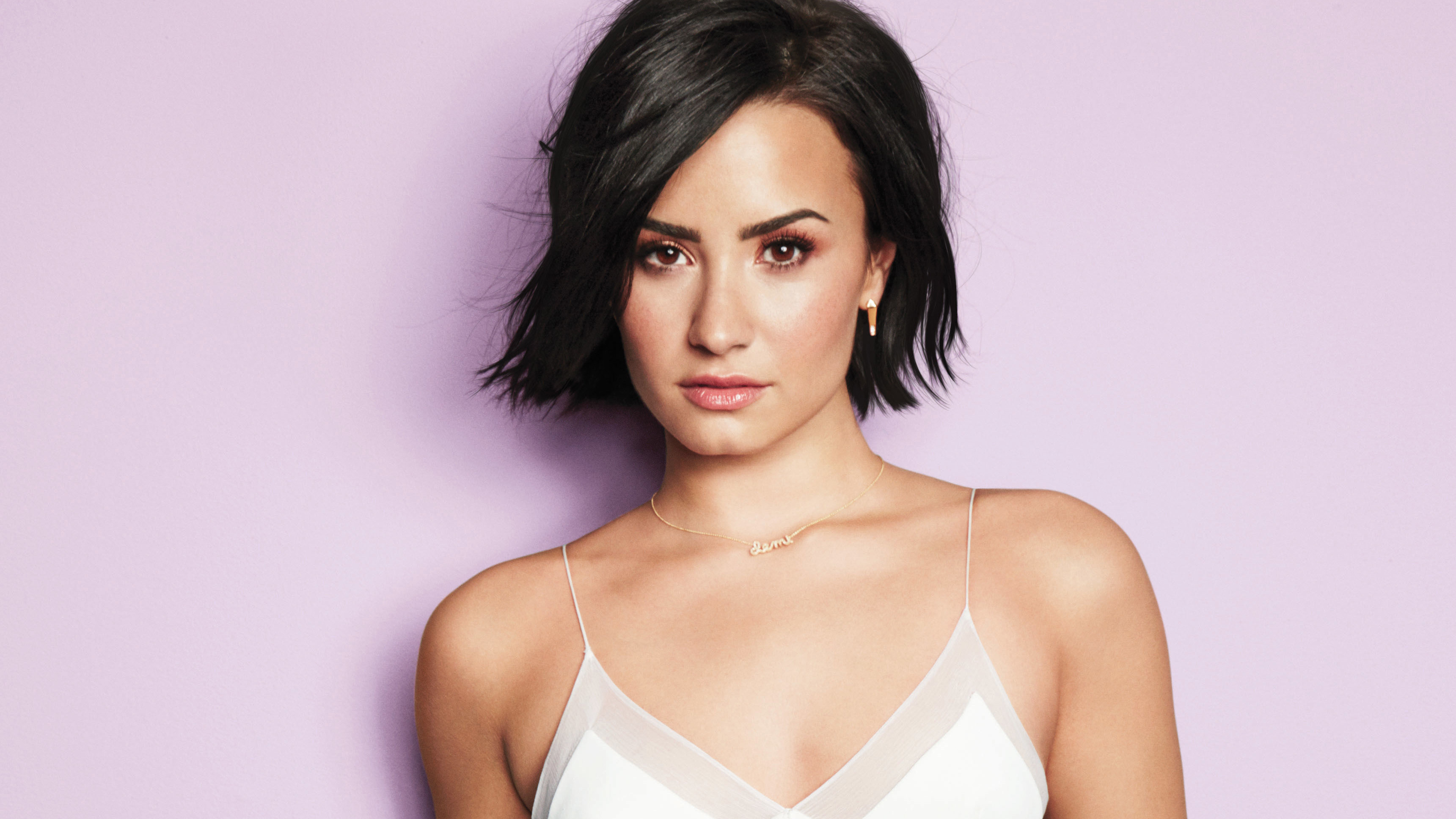 demi lovato wallpapers, images, backgrounds, photos and pictures