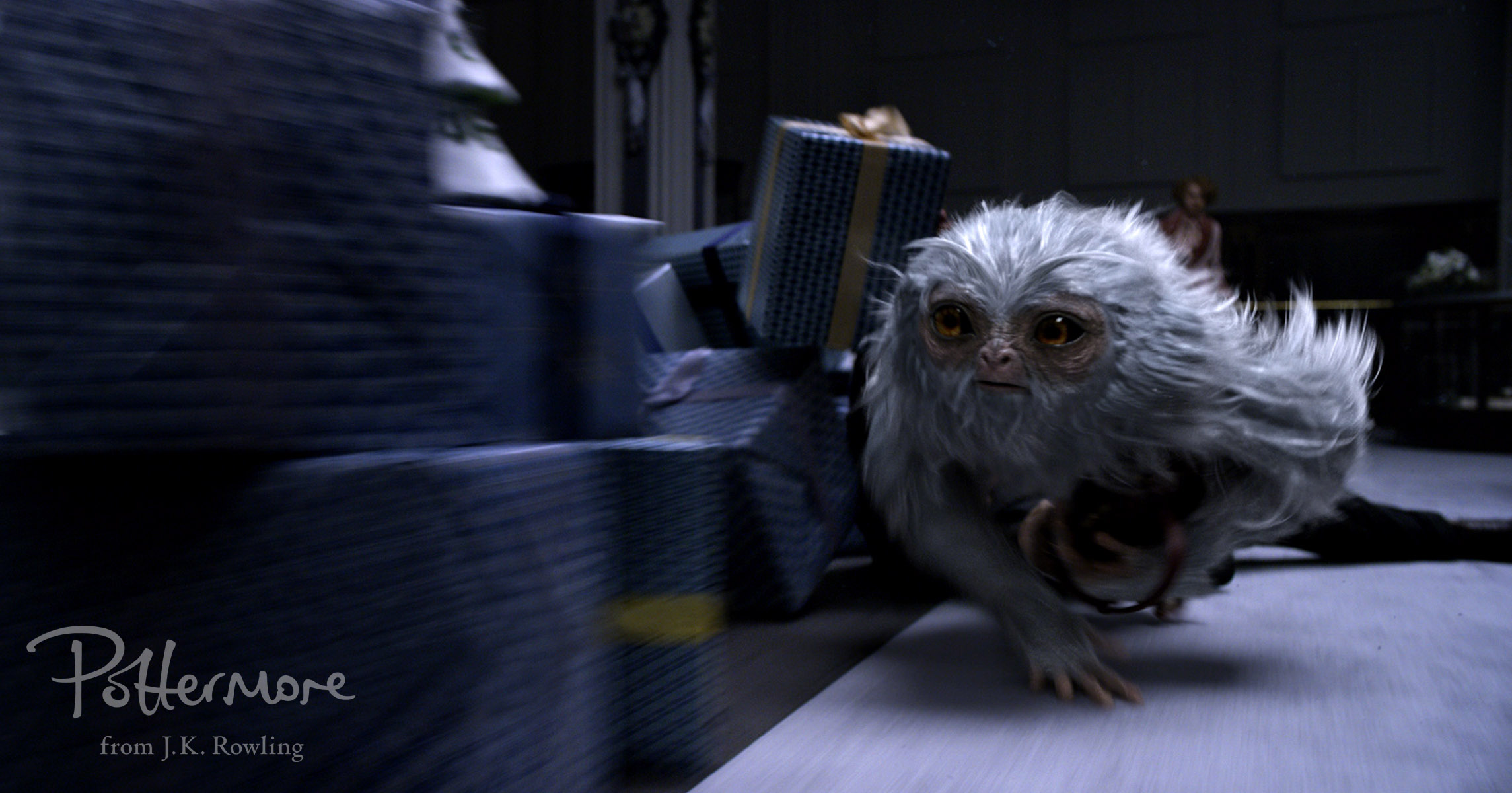 demiguise fantastic beasts and where to bind them movies