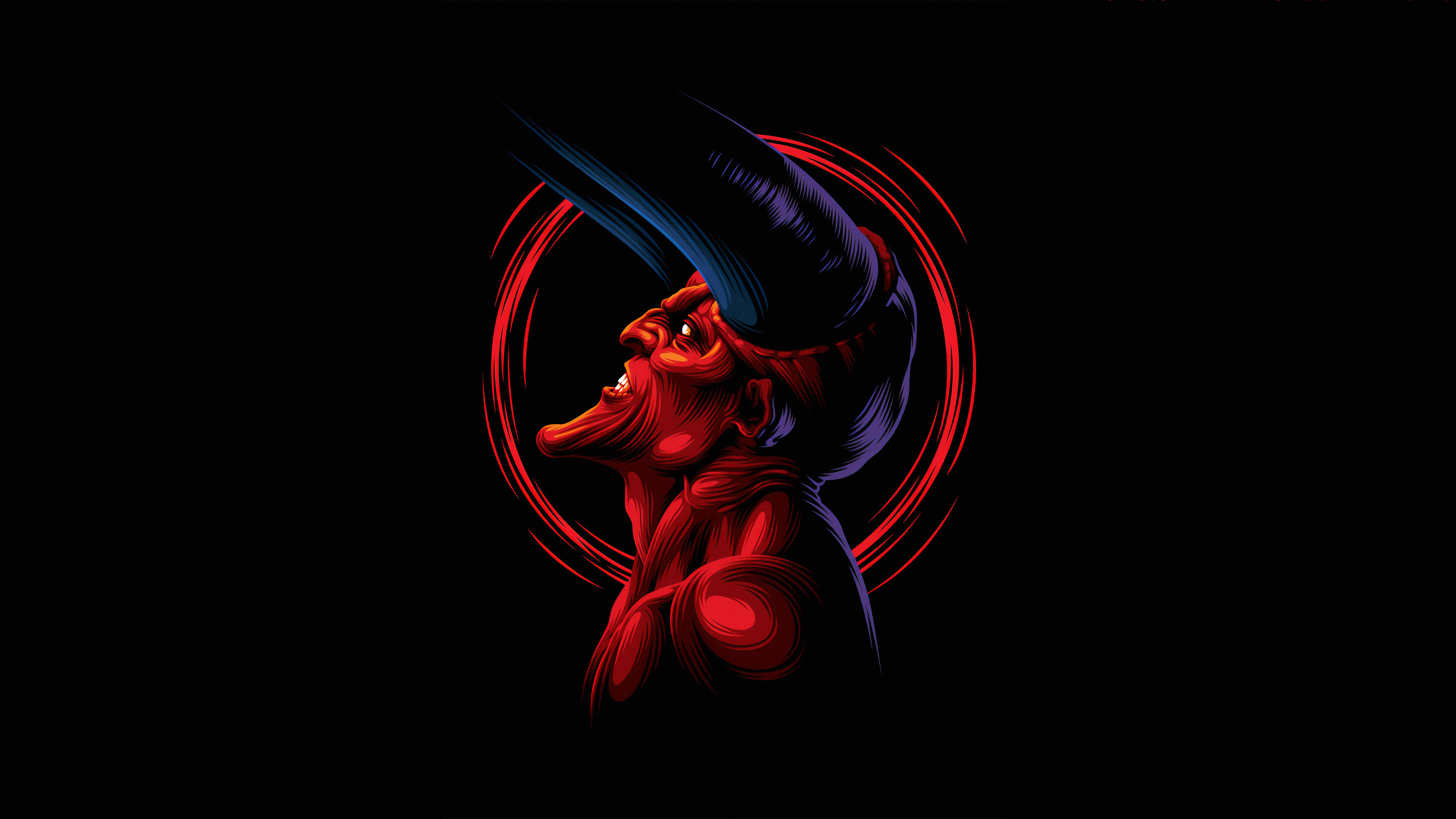Demon Devil Hd Artist 4k Wallpapers Images Backgrounds