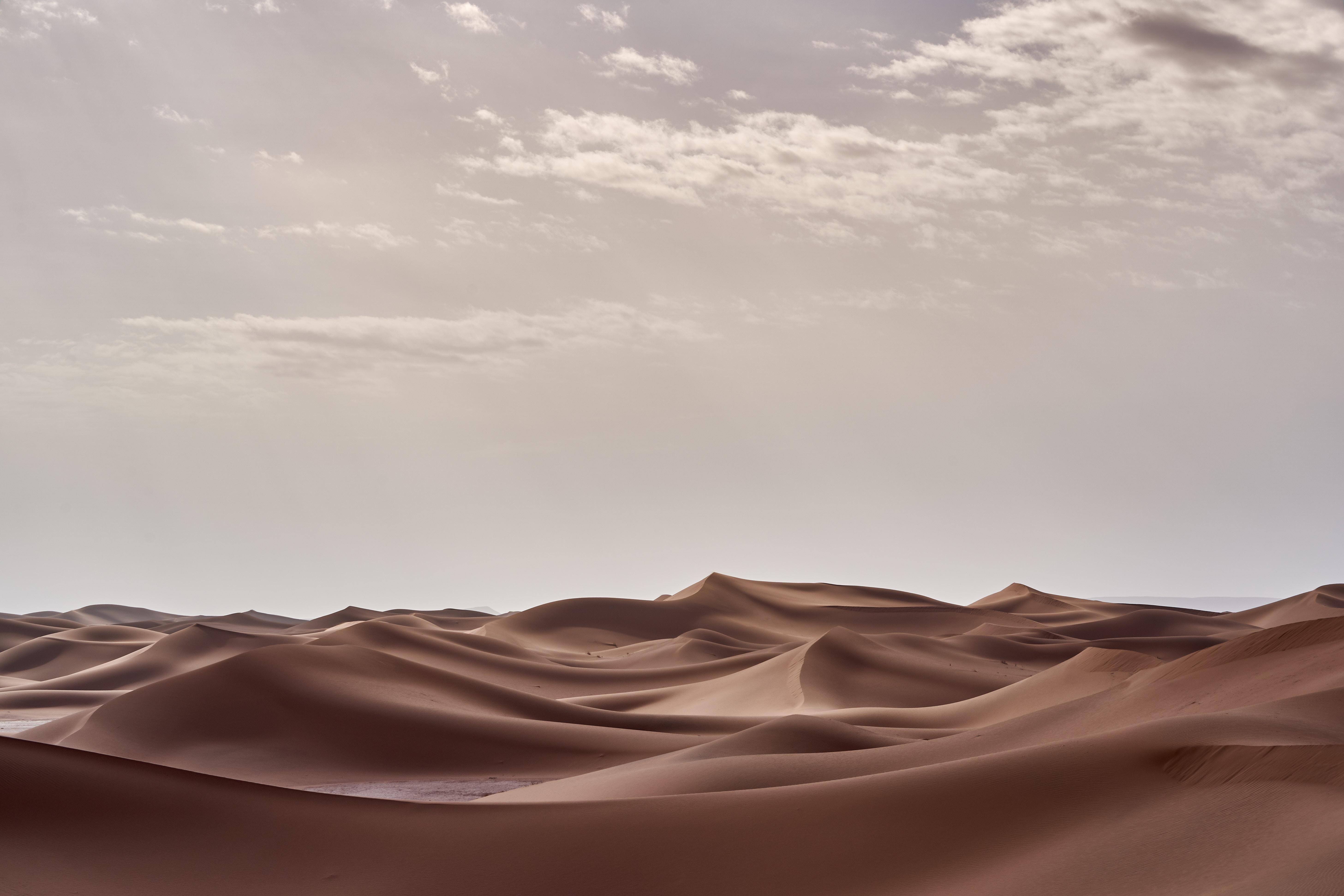 Desert Landscape Morning 4k, HD Nature, 4k Wallpapers ...
