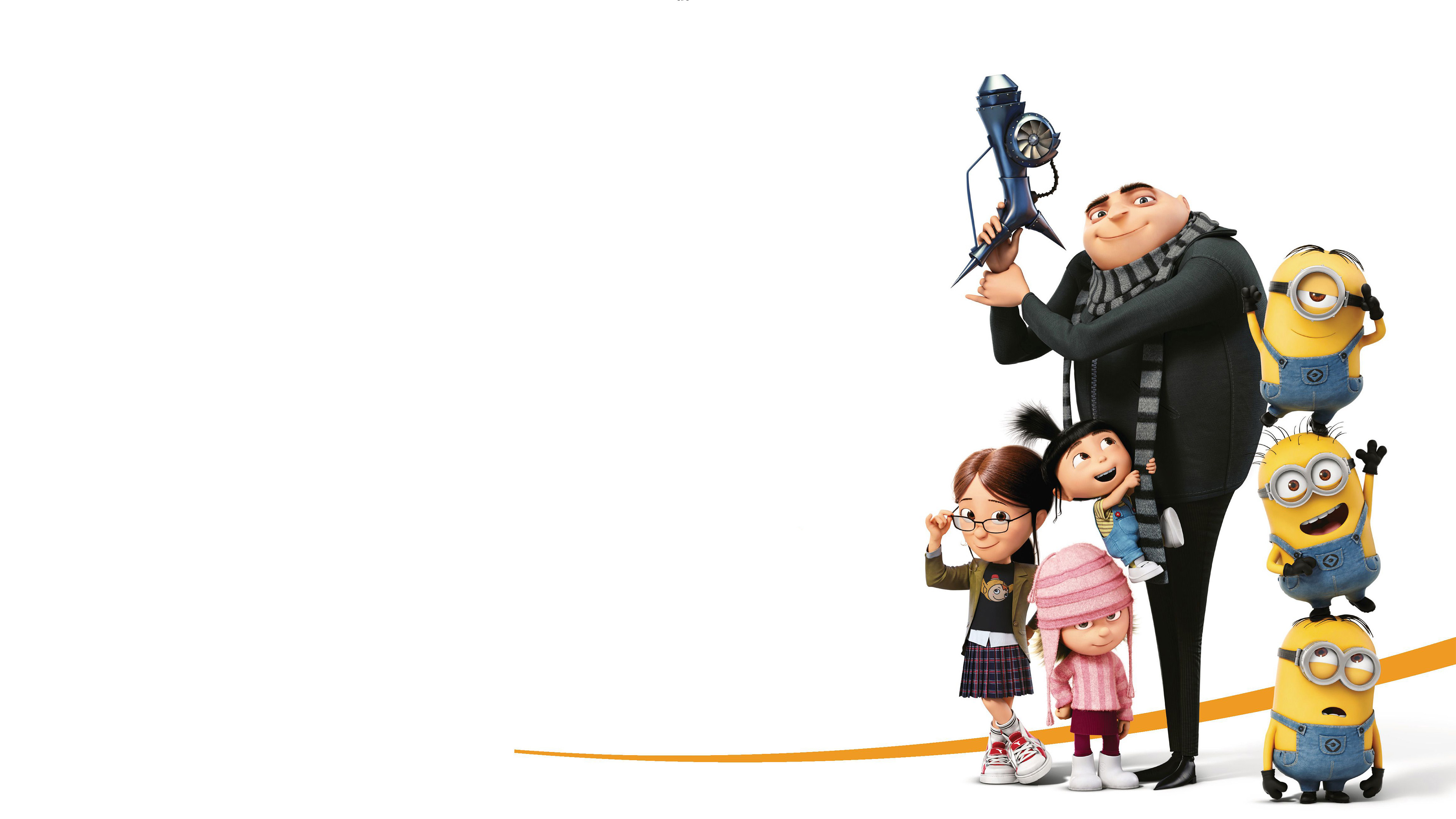 despicable me 3 2017 4k movies hd 4k wallpapers