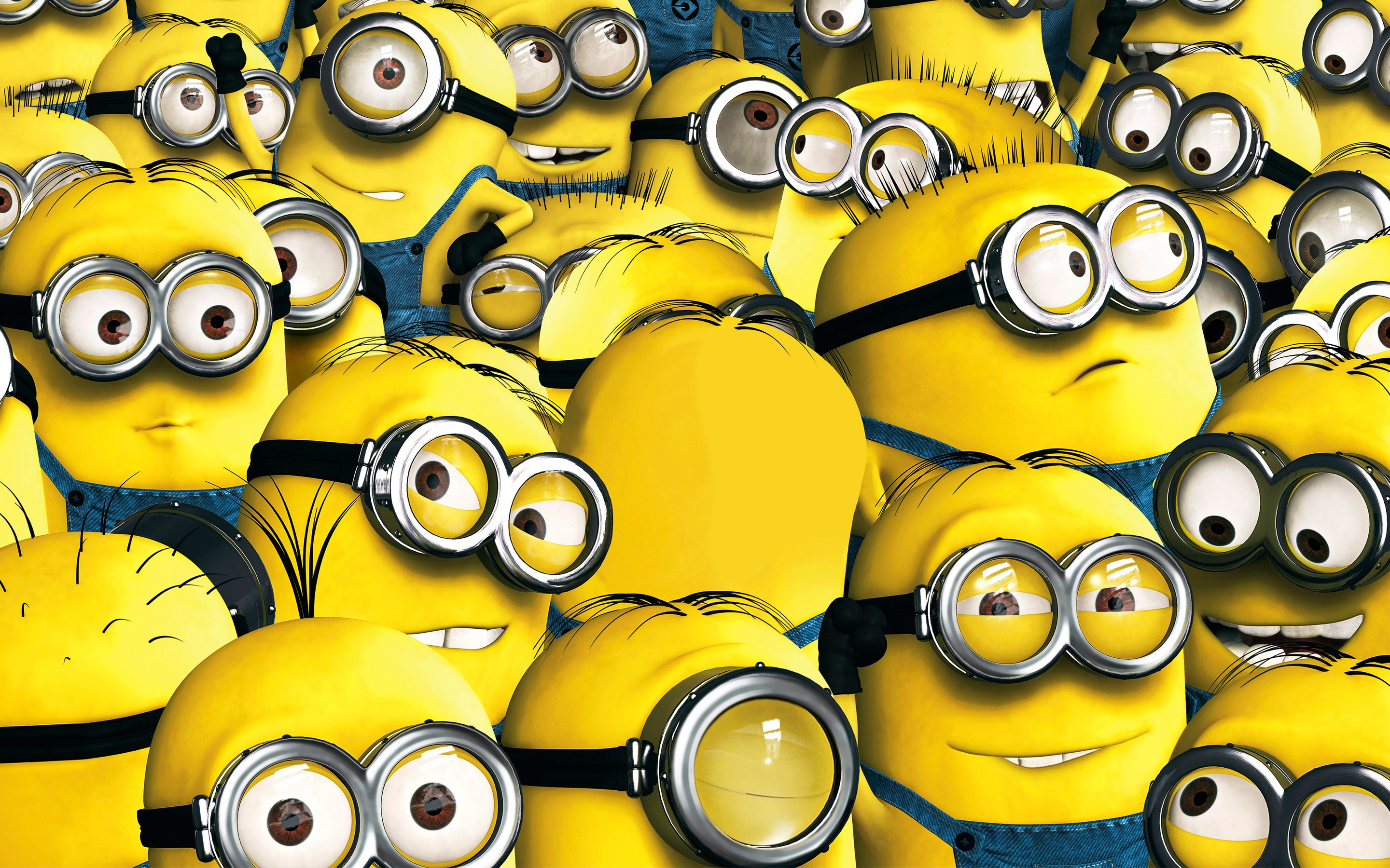 despicable me minions, hd movies, 4k wallpapers, images, backgrounds