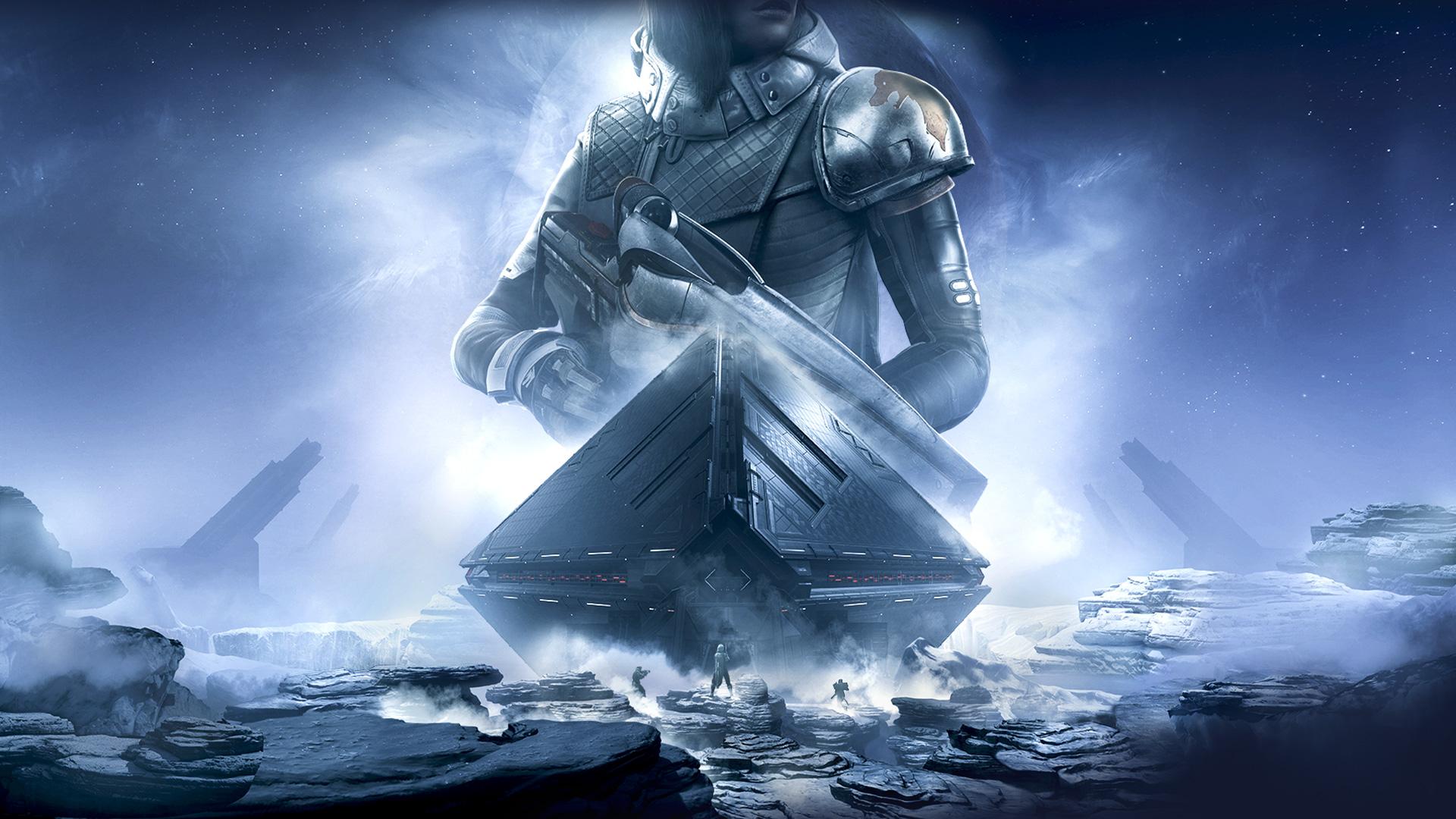 Destiny 2 1080p Wallpaper: Destiny 2 1080P, HD Games, 4k Wallpapers, Images