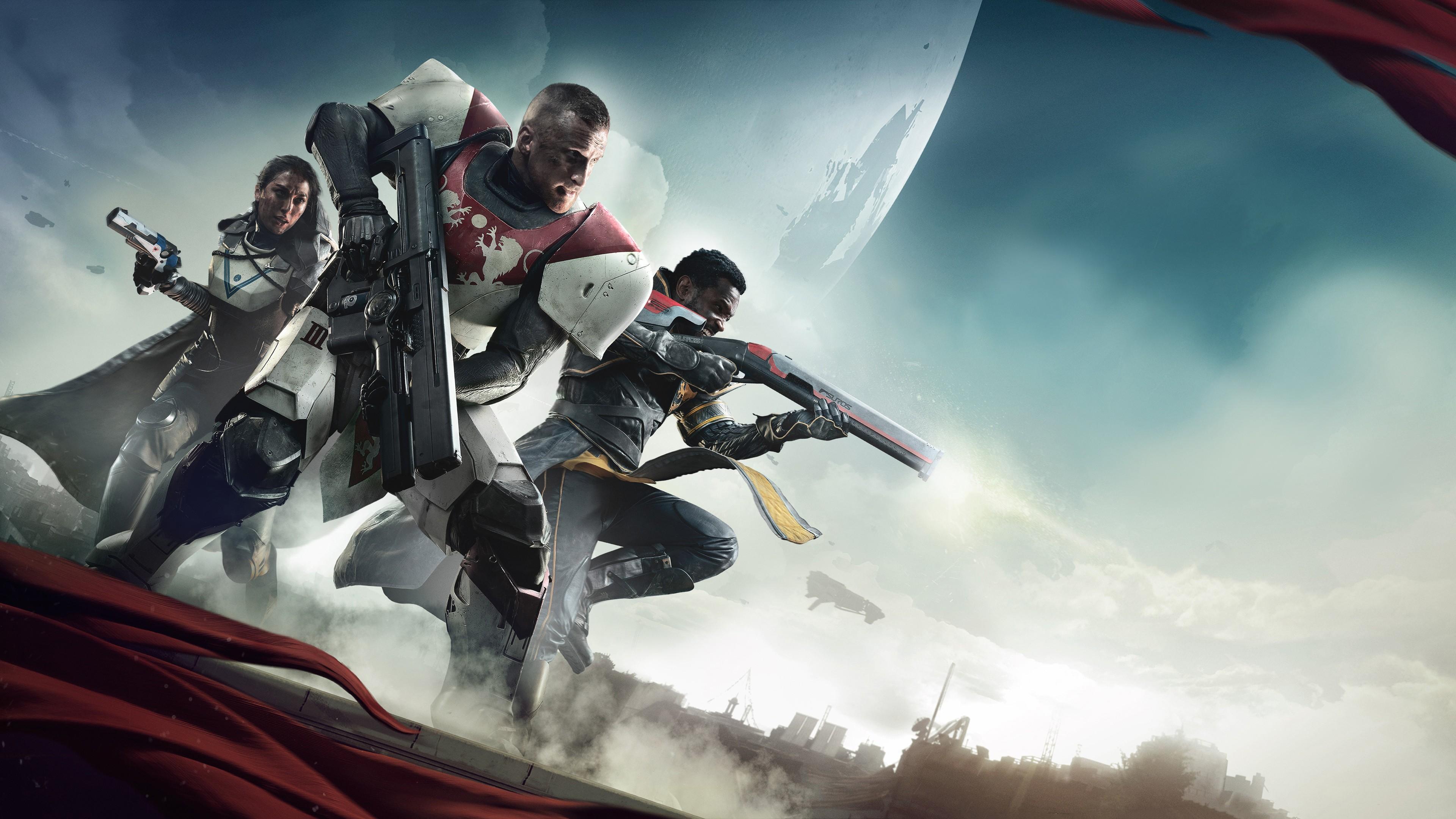 Destiny 2 2017 4k hd games 4k wallpapers images - 4k destiny 2 wallpaper ...
