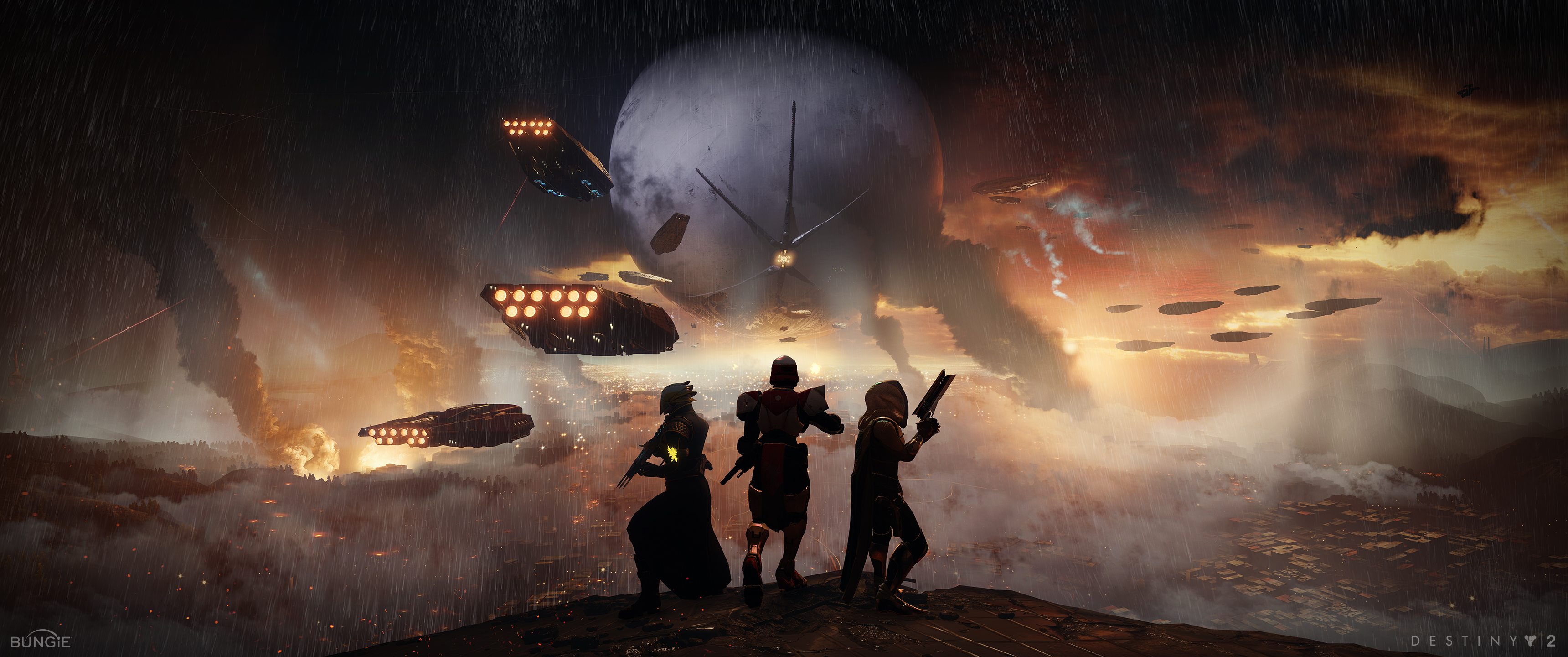 Destiny 2 4k 2017