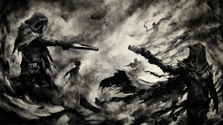 Destiny 2 Forsaken Ps4 Official Concept Art Hd Games 4k