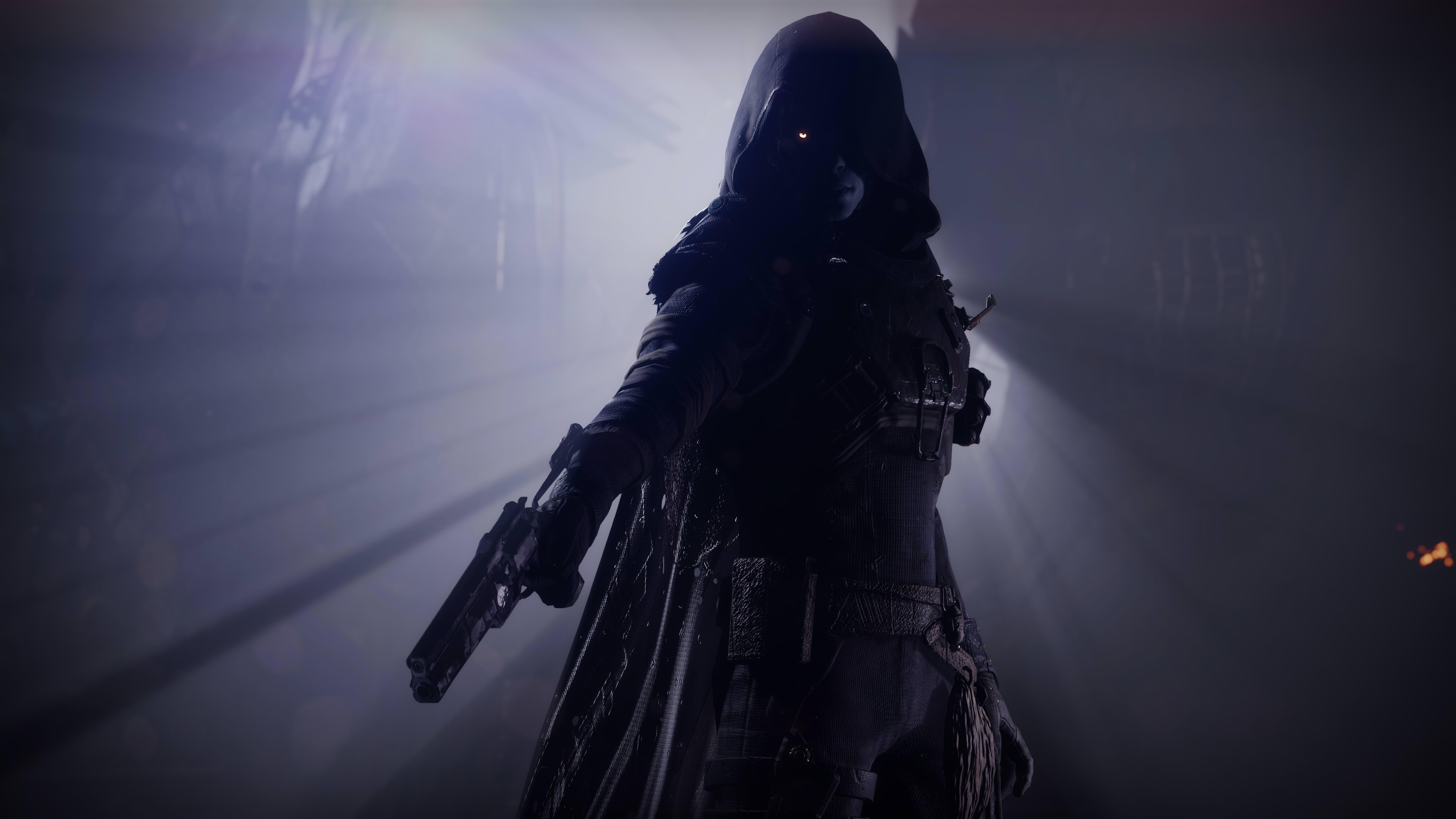 Destiny 2 Forsaken Uldren 8k