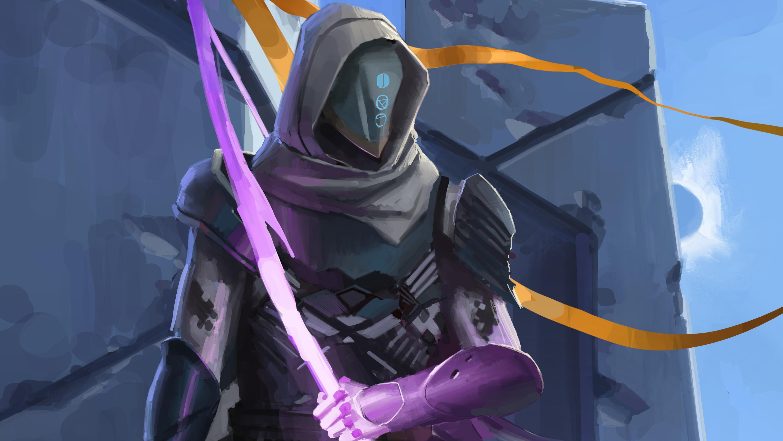 Destiny 2 Nightstalker Art, HD Games, 4k Wallpapers, Images