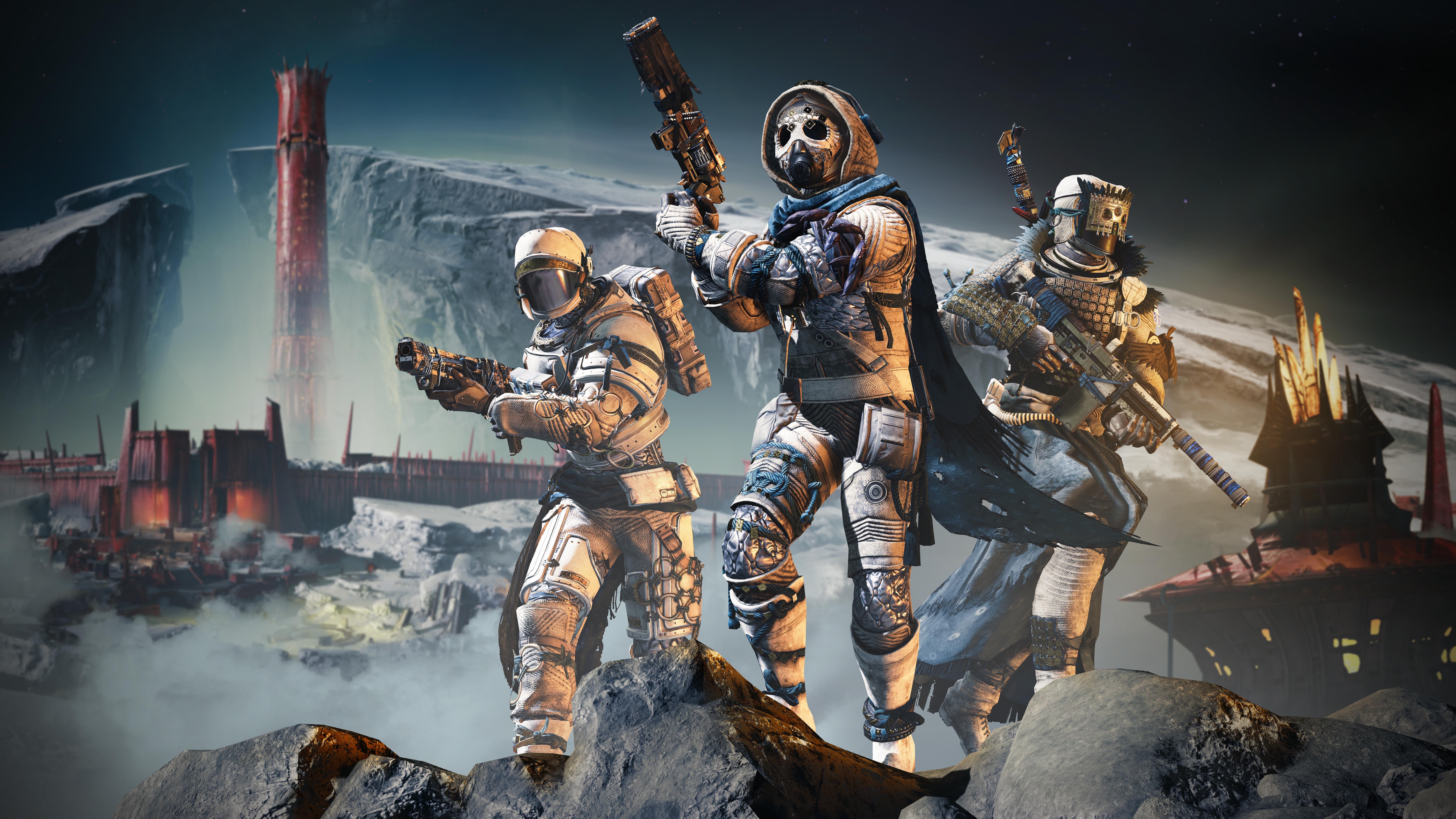 Destiny 2 Shadowkeep And New Light, HD Games, 4k ...