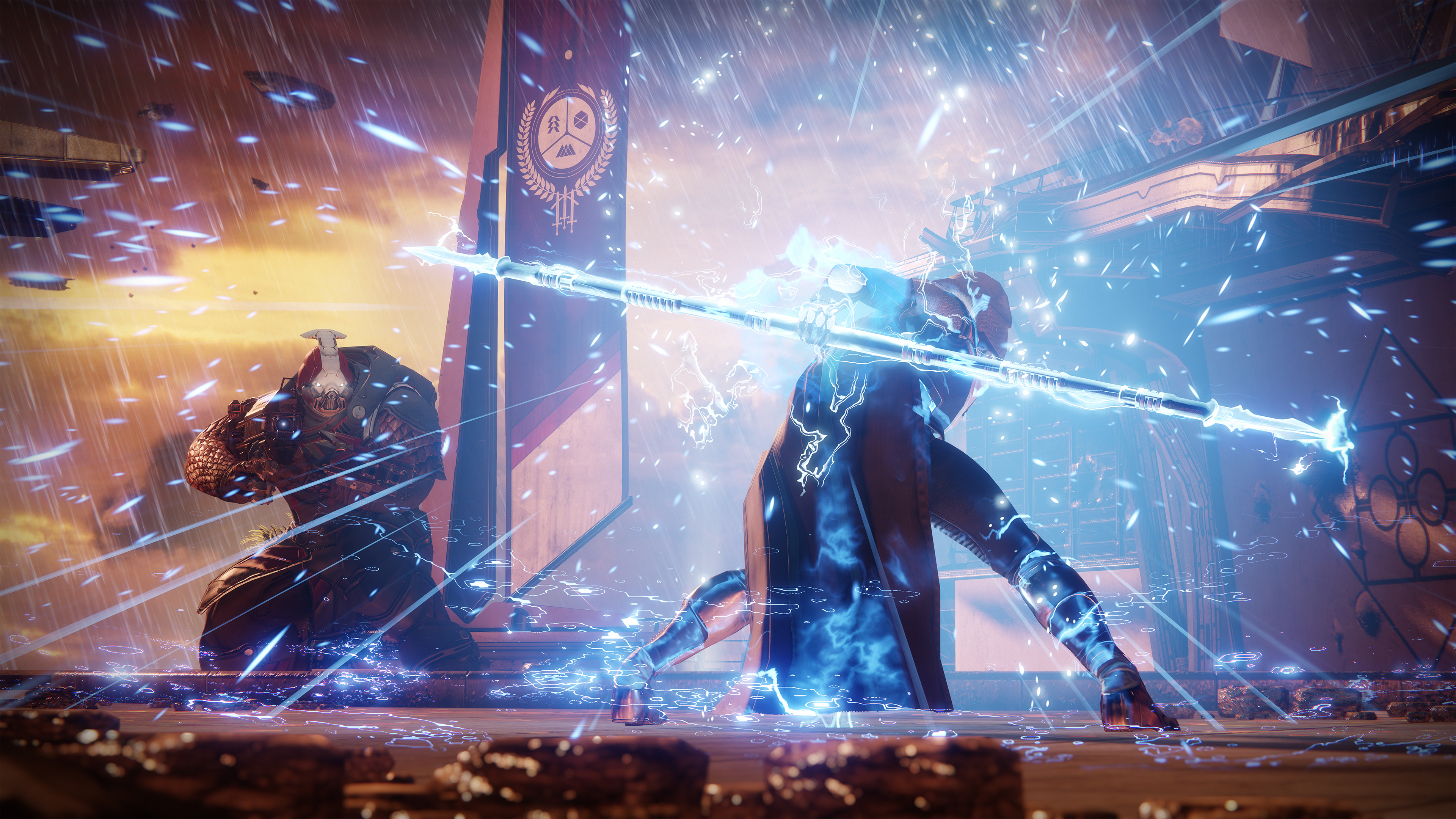 destiny 2 the arcstrider hunter hd games 4k wallpapers