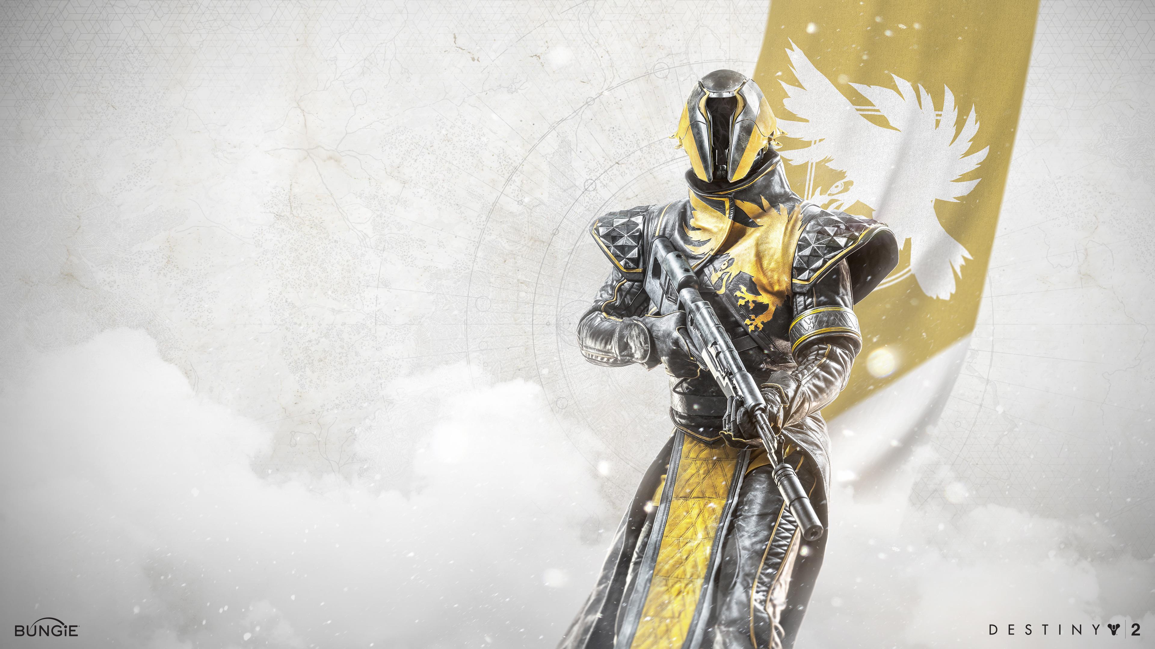 Destiny 2 Warlock 4k 2017