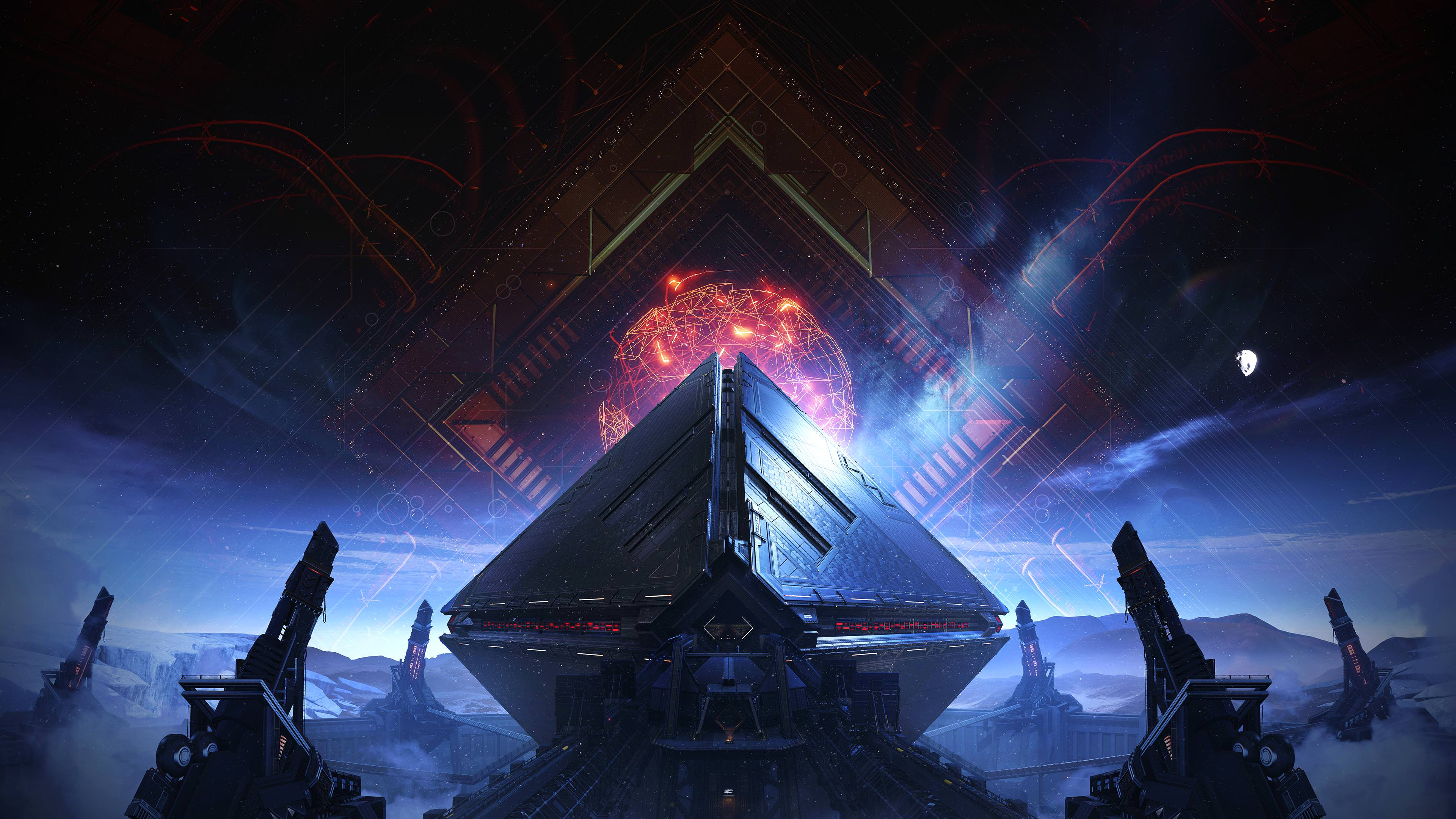 Destiny 2 Warmind Hd Games 4k Wallpapers Images