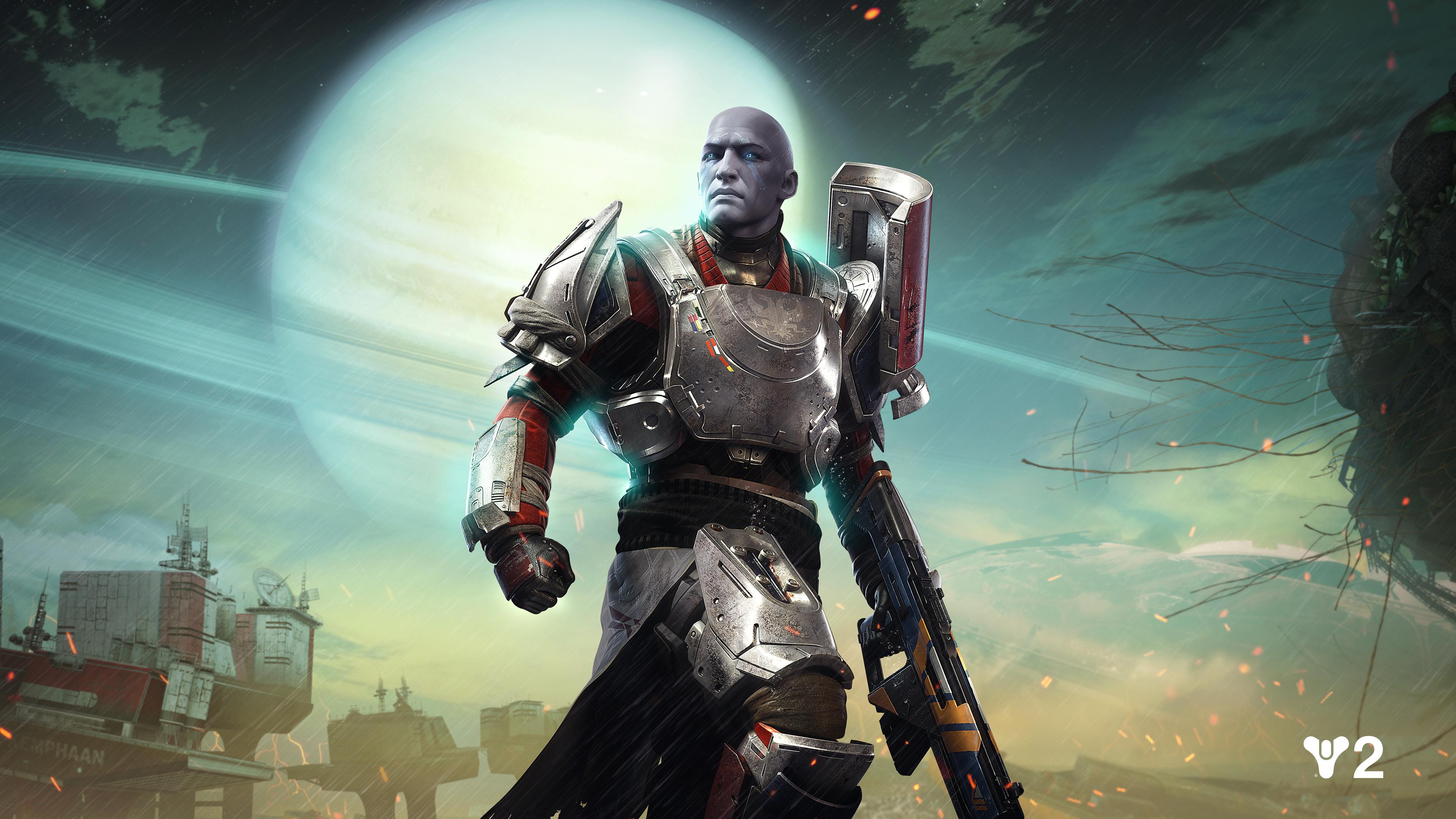Destiny 2 Zavala, HD Games, 4k Wallpapers, Images