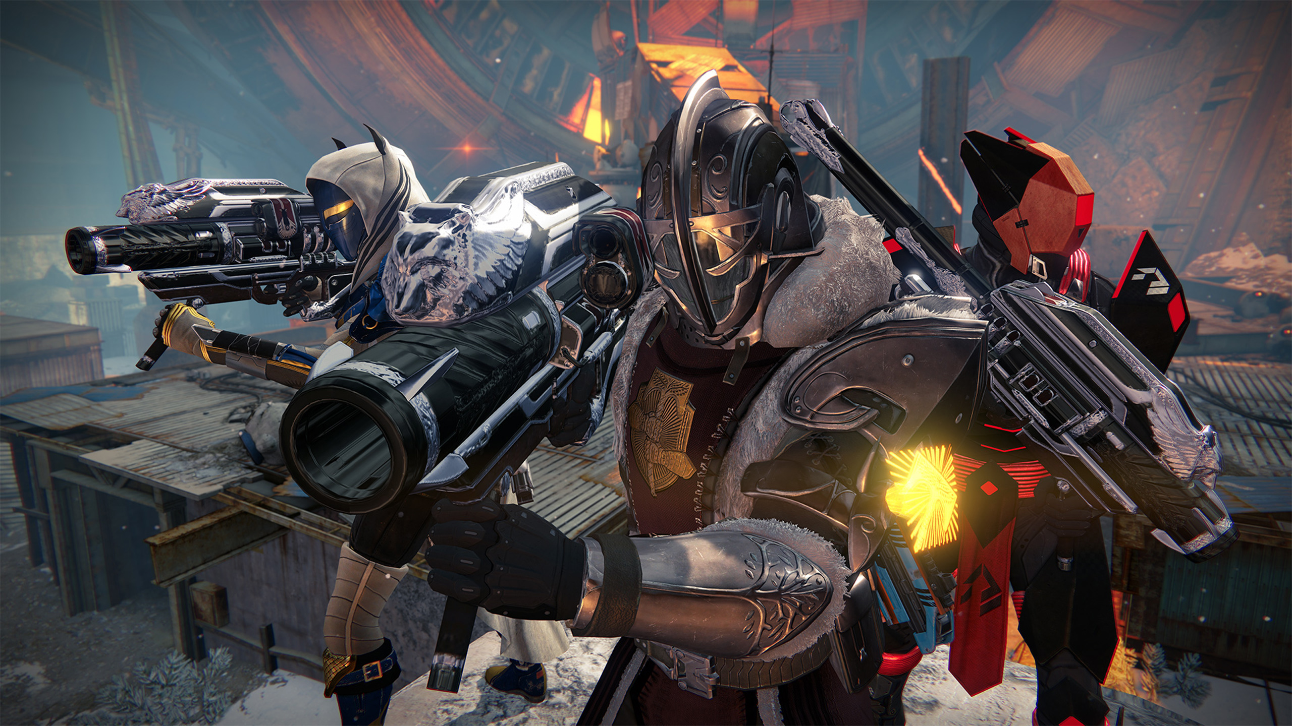 Destiny Rise Of Iron Wallpaper: Destiny Rise Of Iron HD, HD Games, 4k Wallpapers, Images