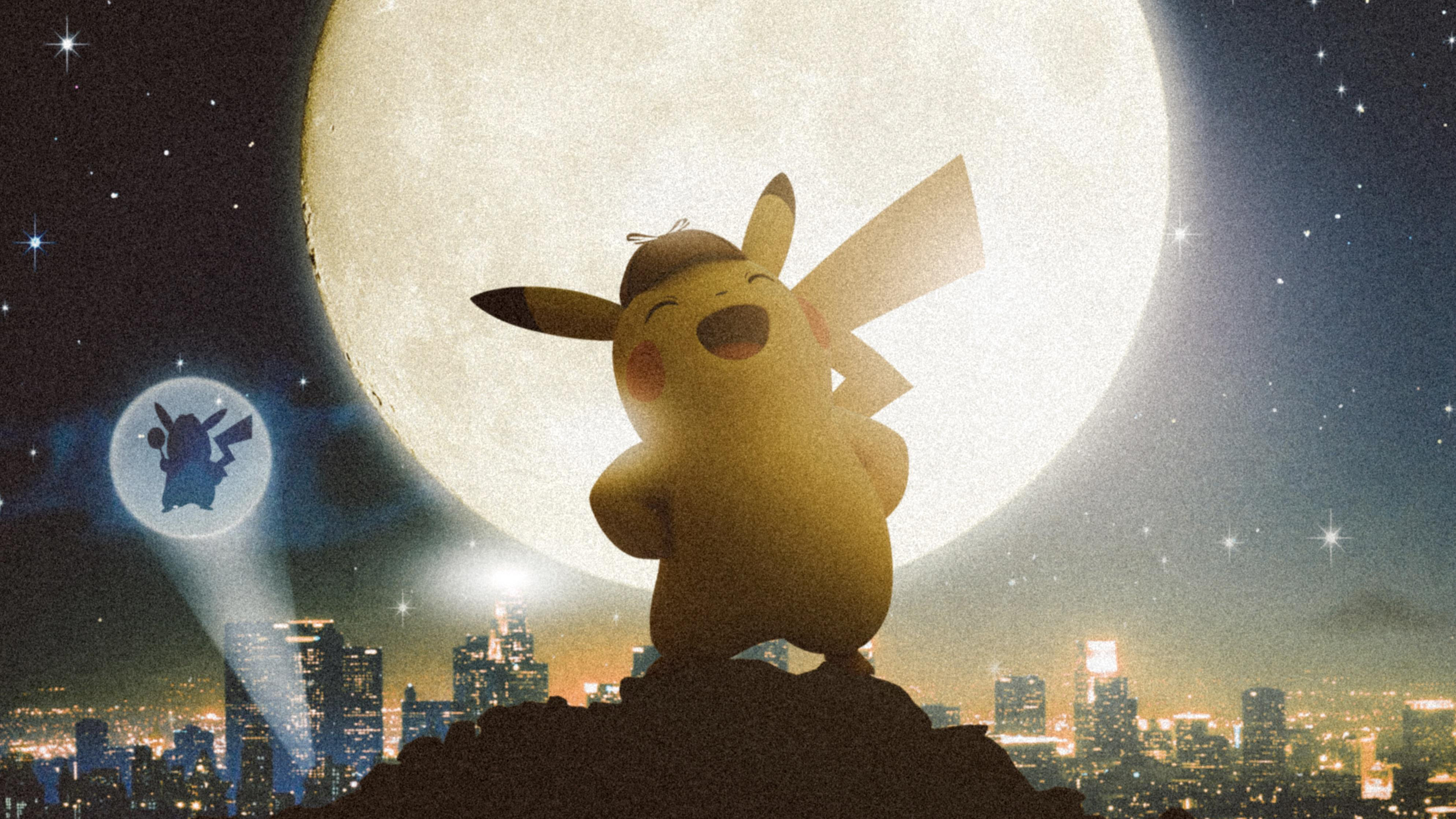 Detective Pikachu, HD Movies, 4k Wallpapers, Images, Backgrounds, Photos and Pictures