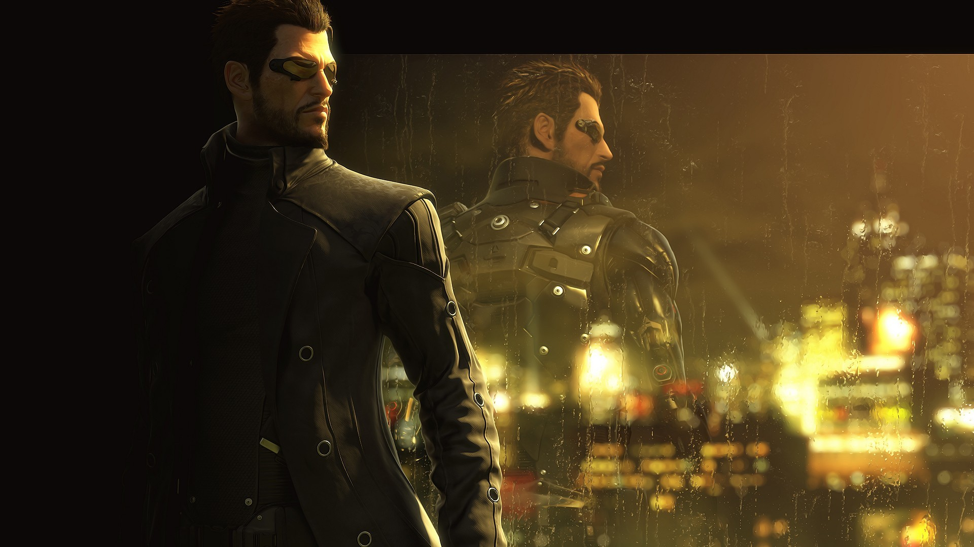 Deus Ex Mankind Divided Wallpaper: Deus Ex Mankind Divided 2016, HD Games, 4k Wallpapers