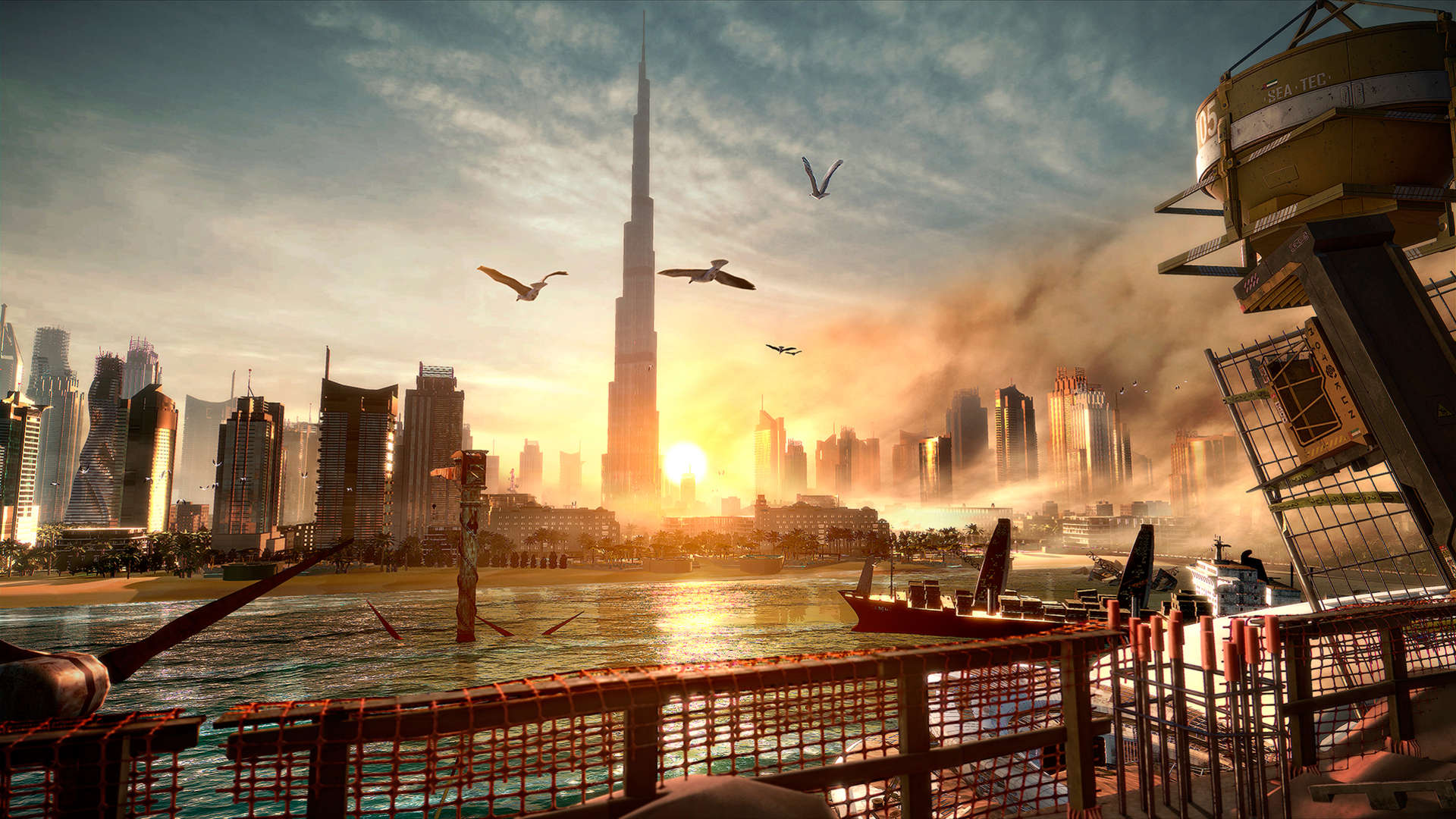 deus ex mankind divided dubai, hd games, 4k wallpapers, images