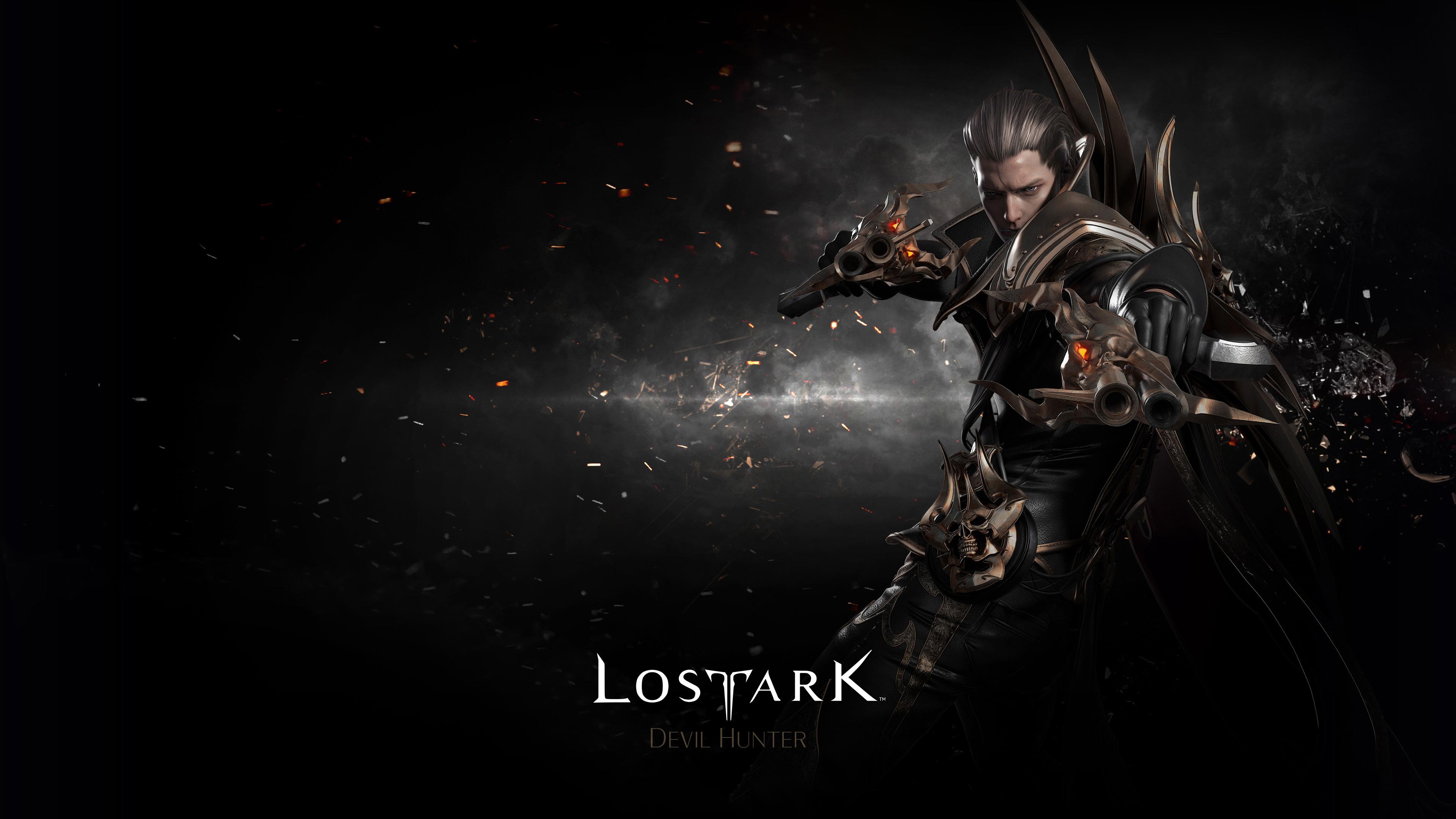 Devil Hunter In Lost Ark