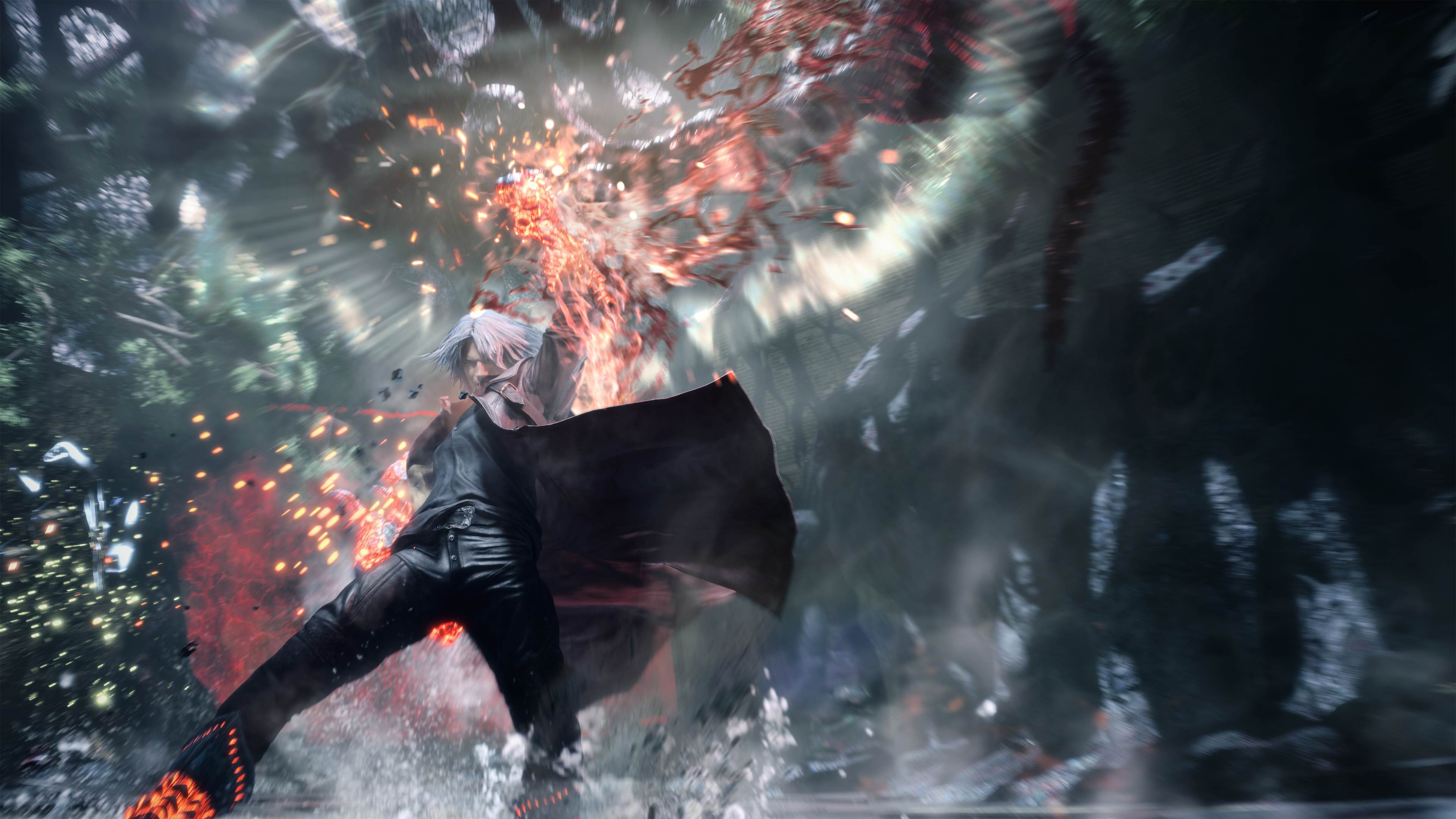 Devil May Cry 5 Wallpaper: Devil May Cry 5 4k 2019 Game, HD Games, 4k Wallpapers