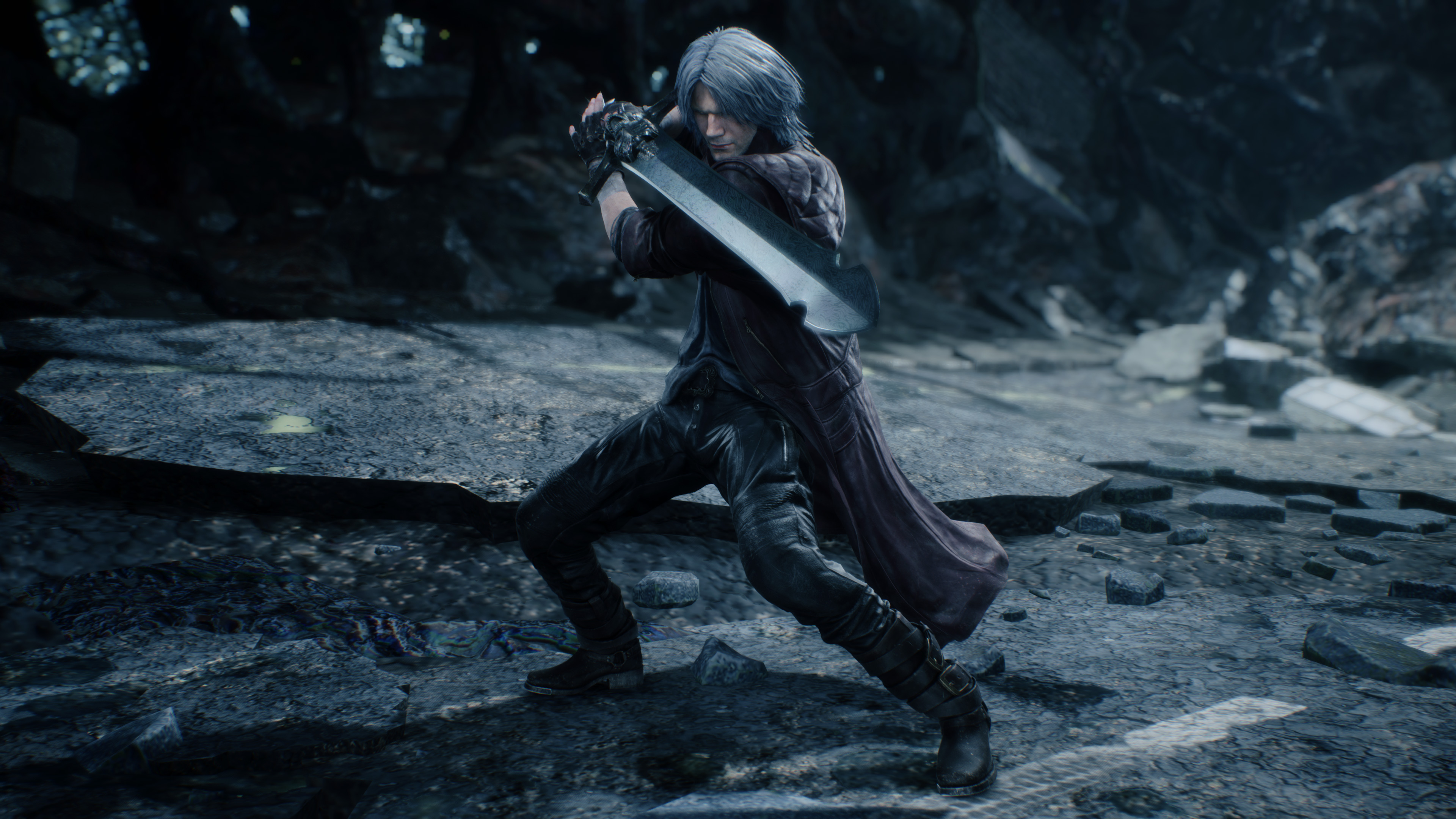 Devil May Cry 5 4k 2019, HD Games, 4k Wallpapers, Images
