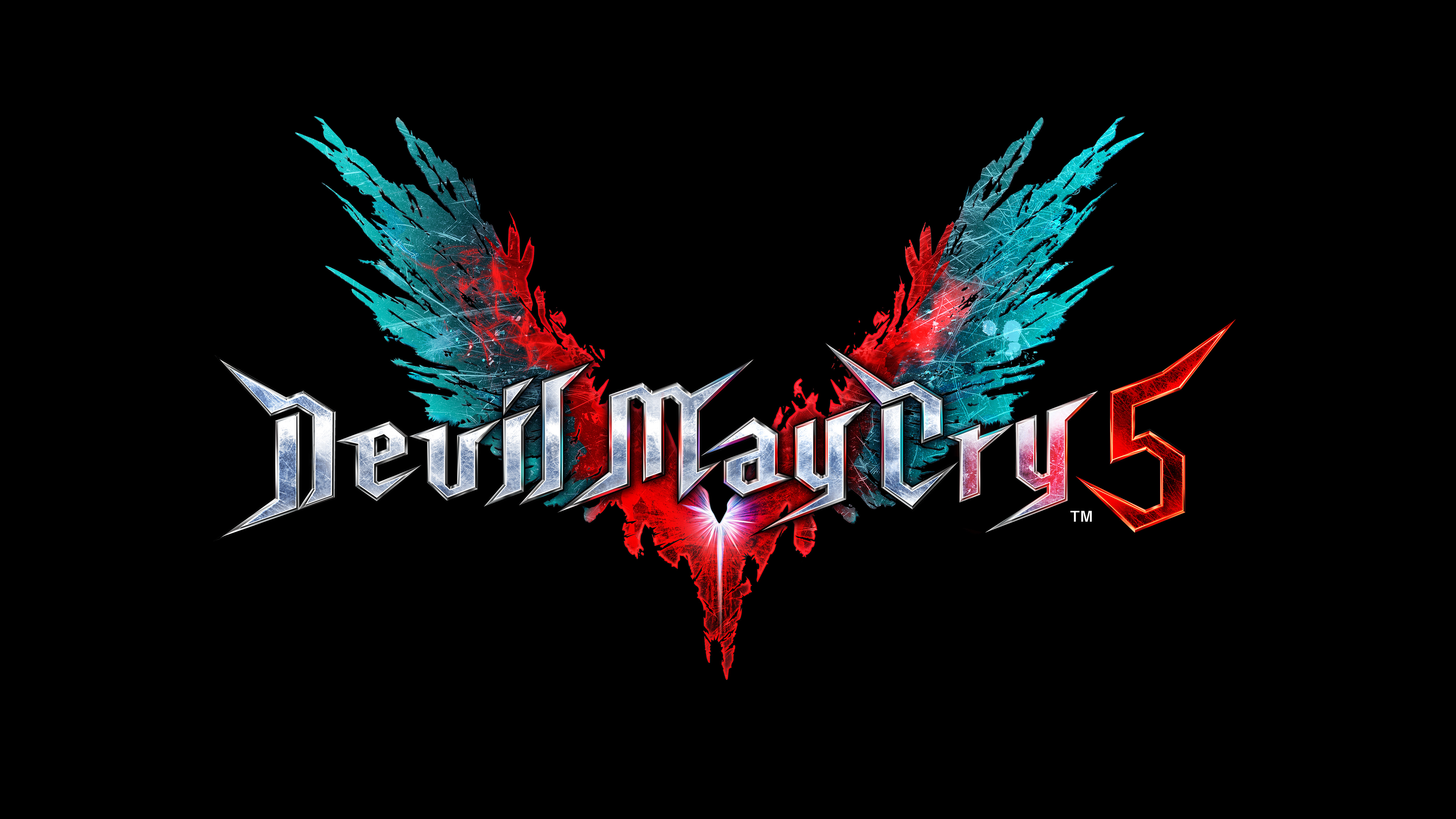 Devil May Cry 5 Logo 5k, HD Games, 4k Wallpapers, Images