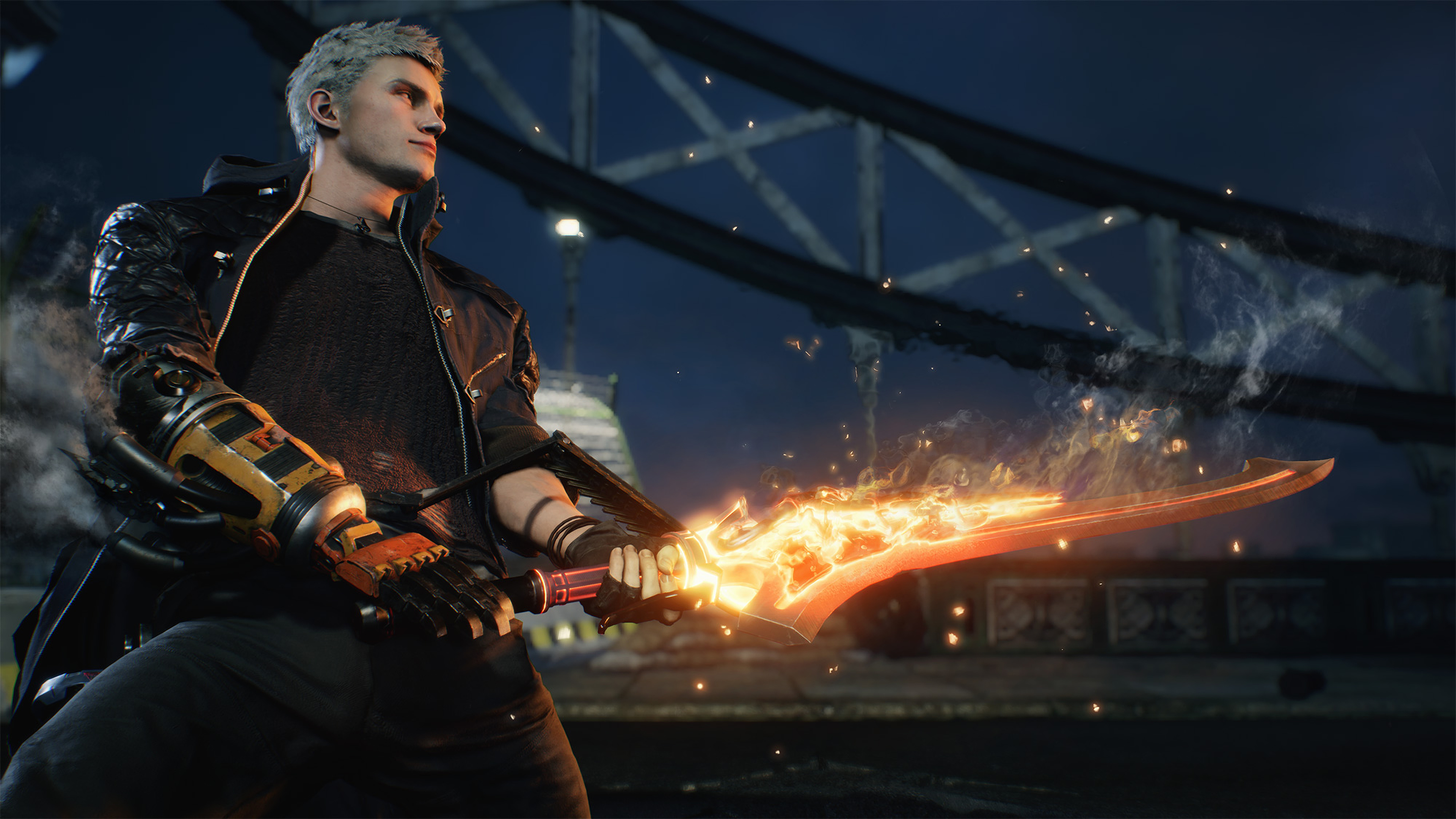Devil May Cry 5 Nero 4k, HD Games, 4k Wallpapers, Images