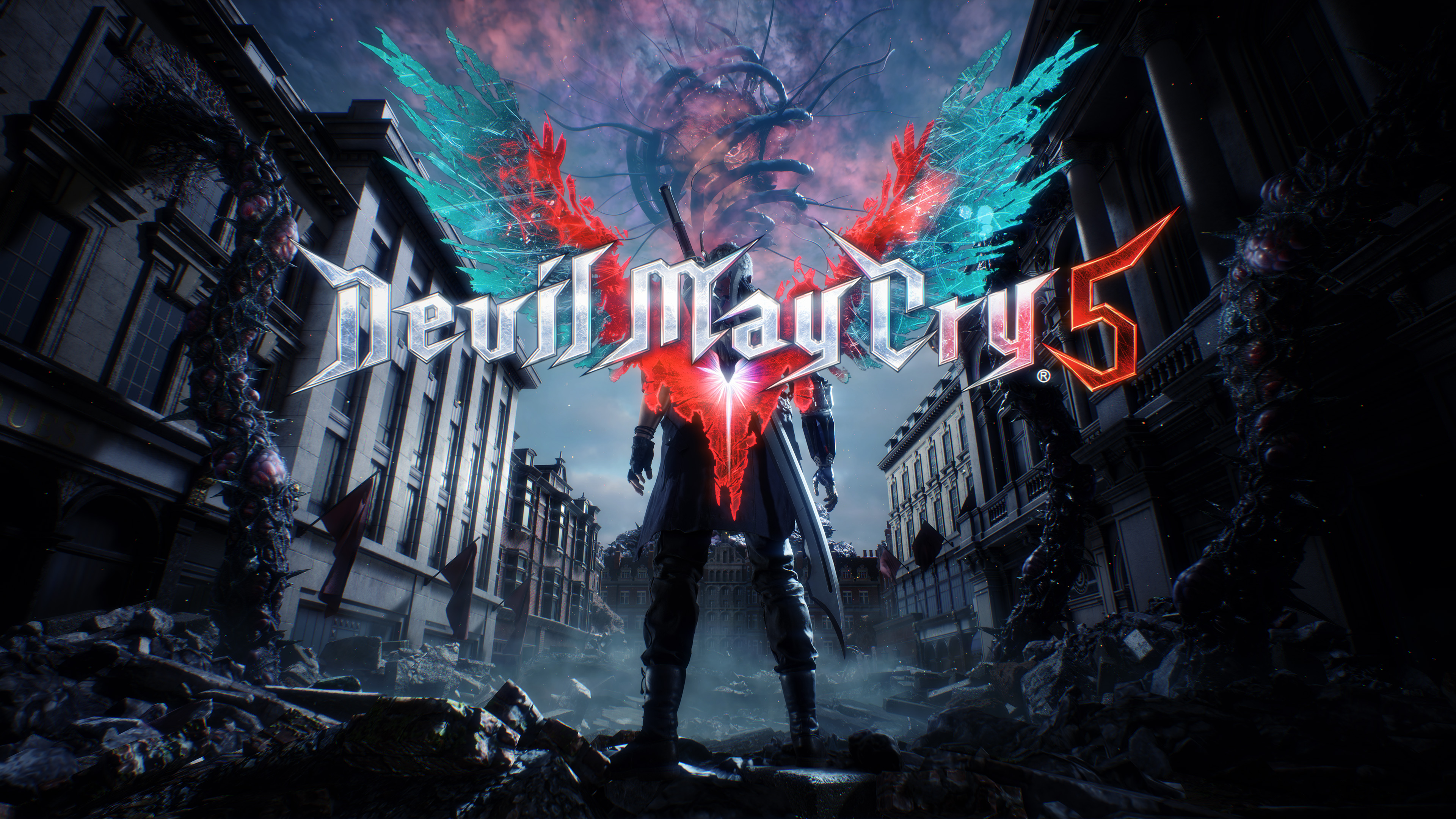 Devil May Cry 5 Ultra HD, HD Games, 4k Wallpapers, Images