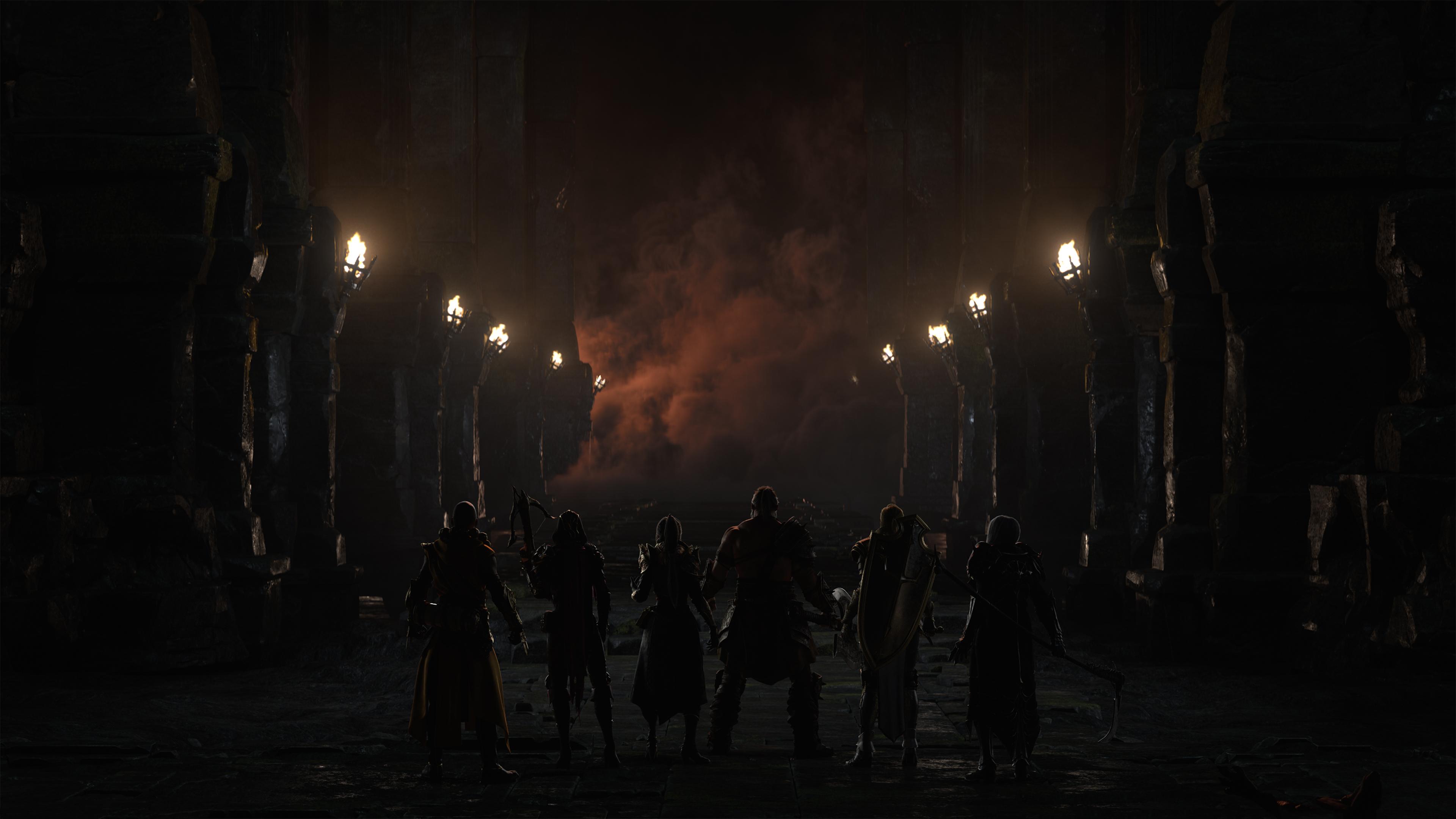 Diablo Immortal Hd Games 4k Wallpapers Images