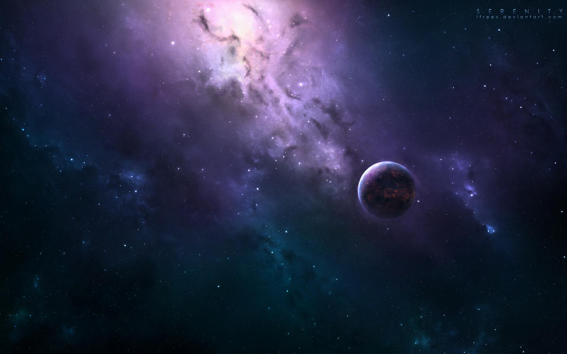 Digital Universe Galaxy Laptop Full HD 1080P