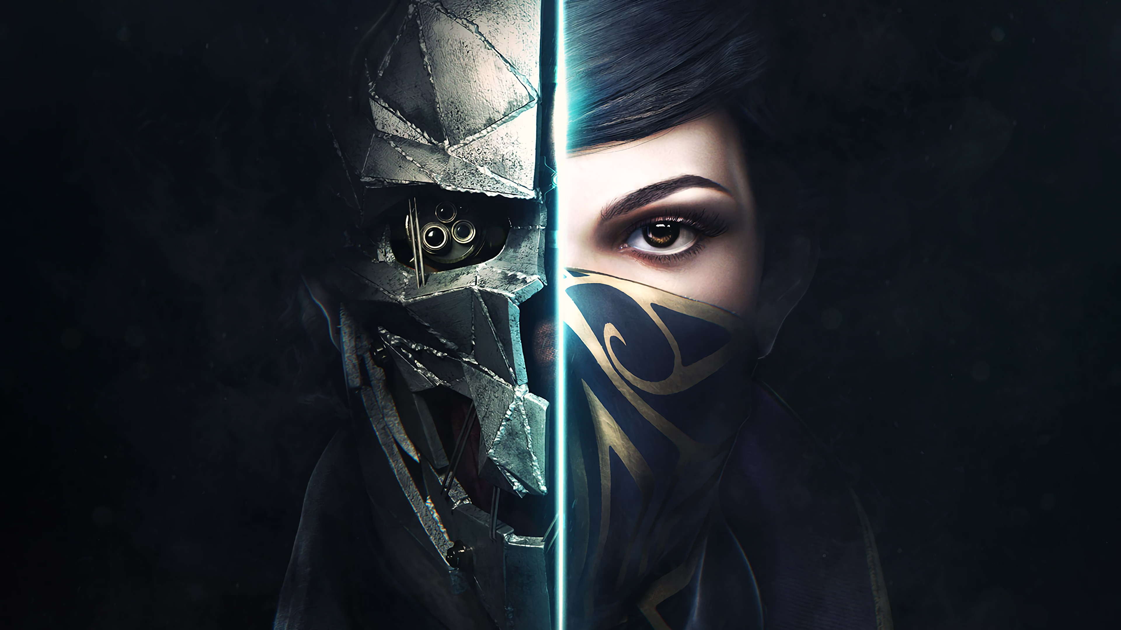 Dishonored 2 4k Game, HD Games, 4k Wallpapers, Images